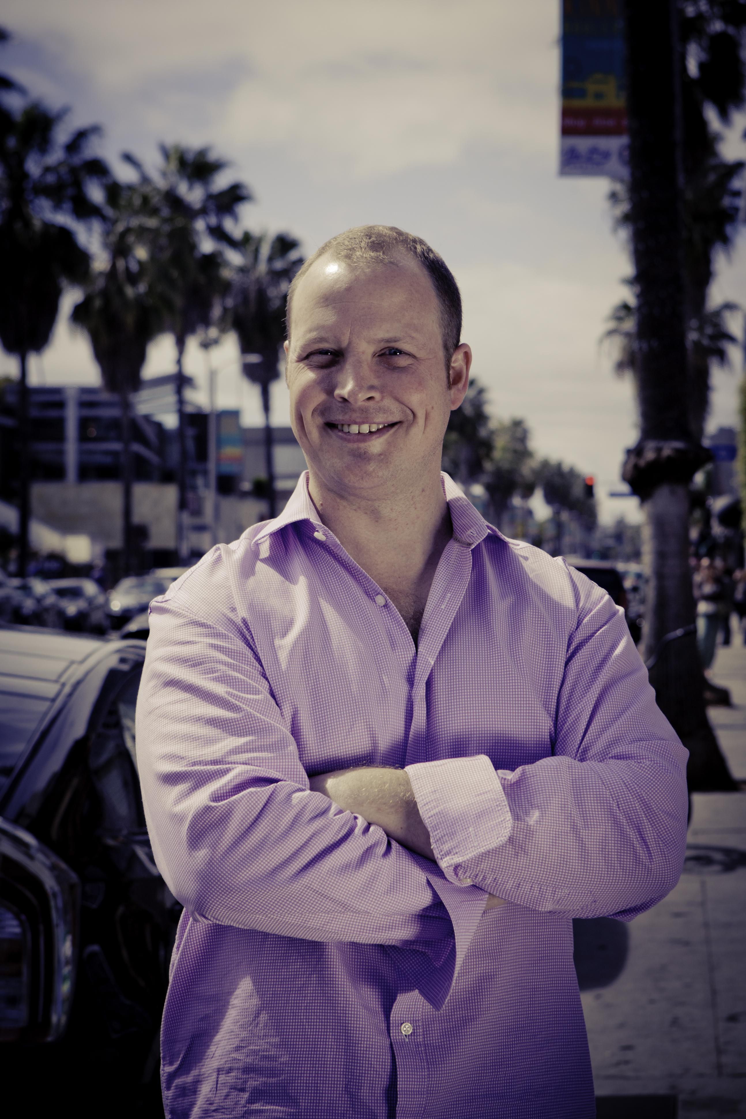 Scott Kriz, CEO of Bitium