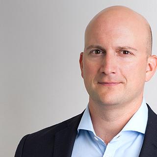 Dan Rosenberg, SVP of business and corporate development at MediaMath