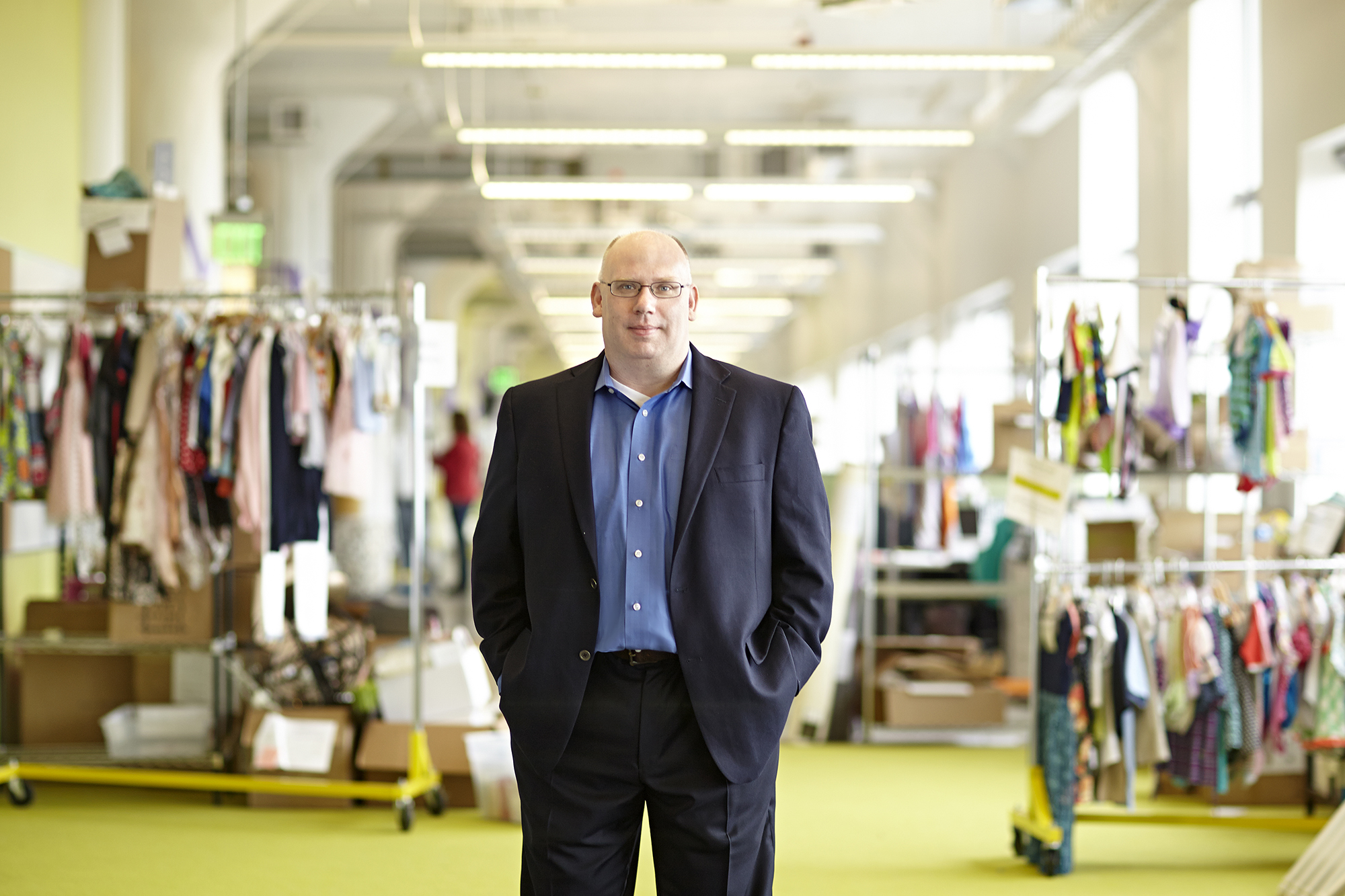 Darrell Cavens of Zulily