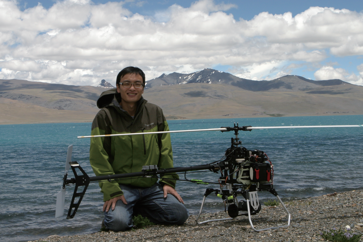 DJI CEO Frank Wang