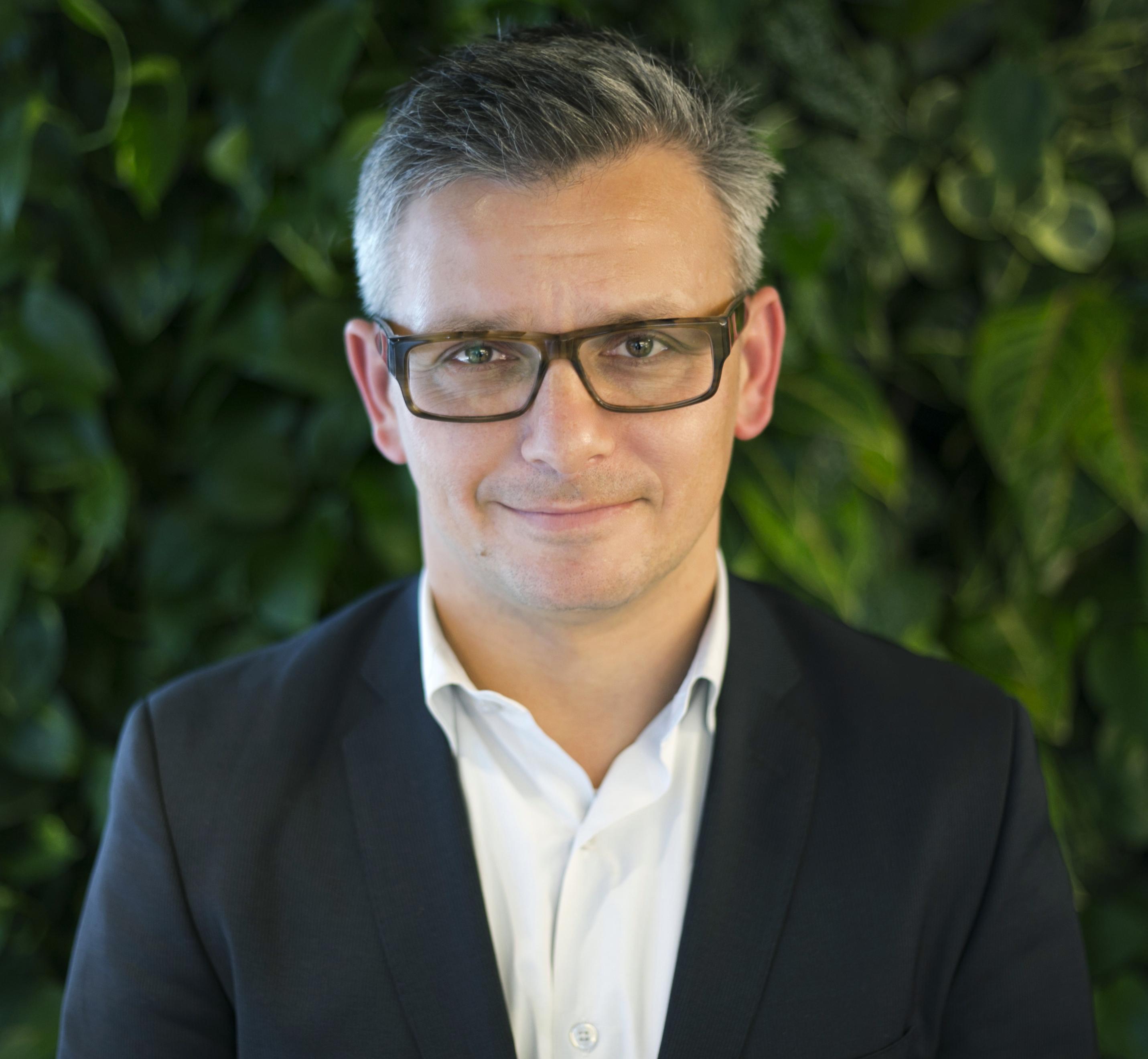Dmitri Krakovsky, SAP senior vice president of global product management