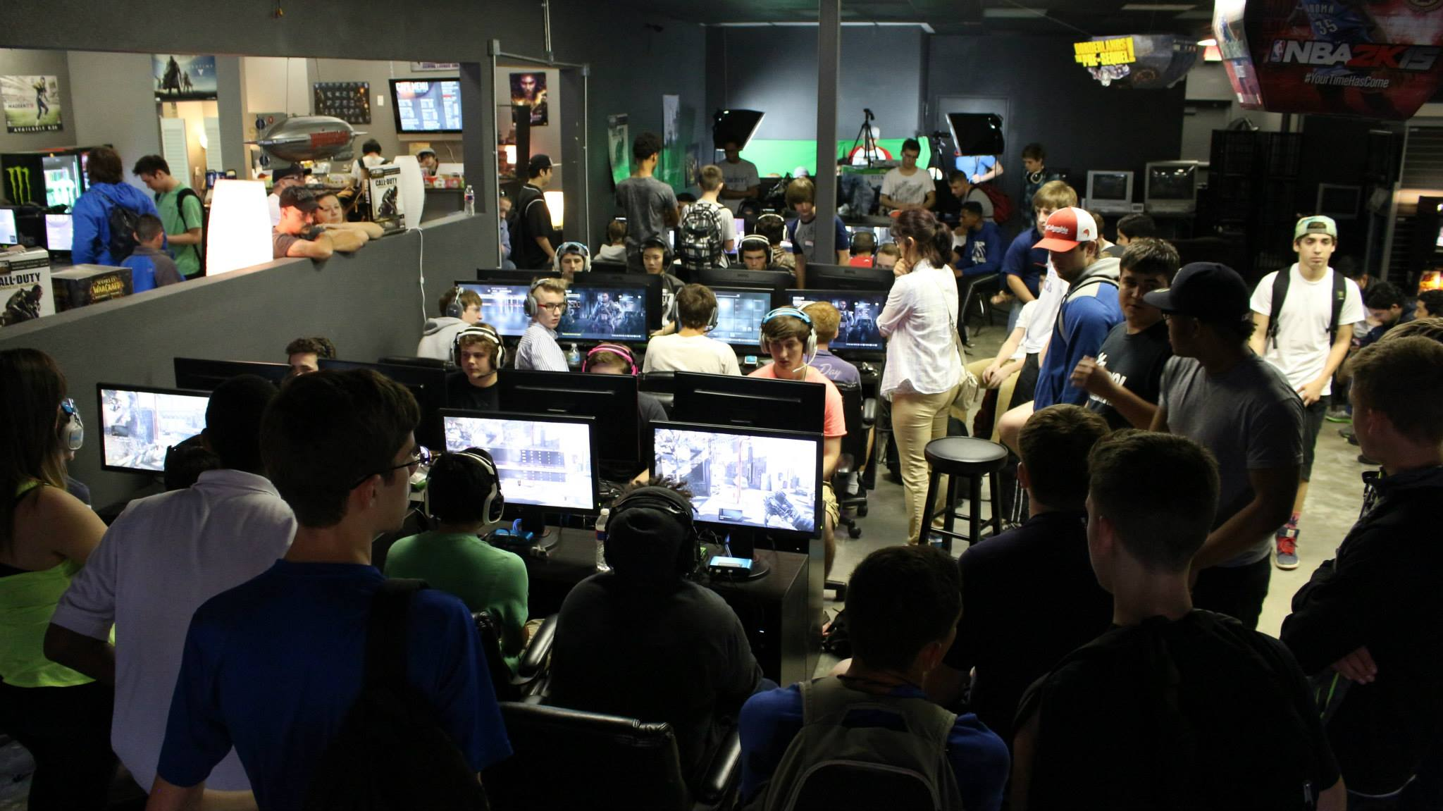 Verizon has partnered with Epic Gaming Lounge to host a series of eSports events open to all gamers