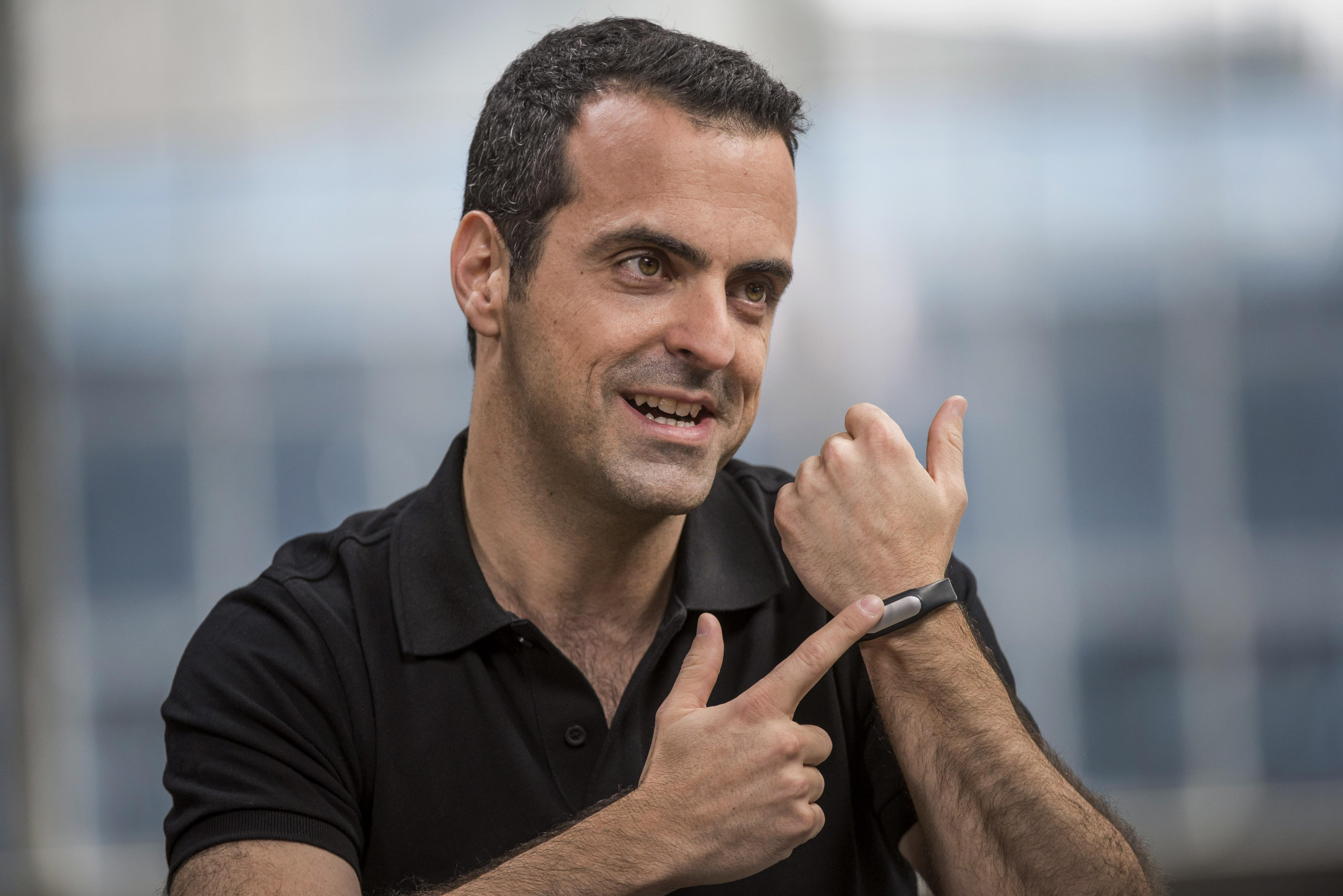 Xiaomi Corp. Vice President Of Global Operations Hugo Barra Interview