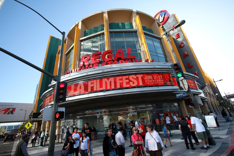 2010 Los Angeles Film Festival - General Atmosphere