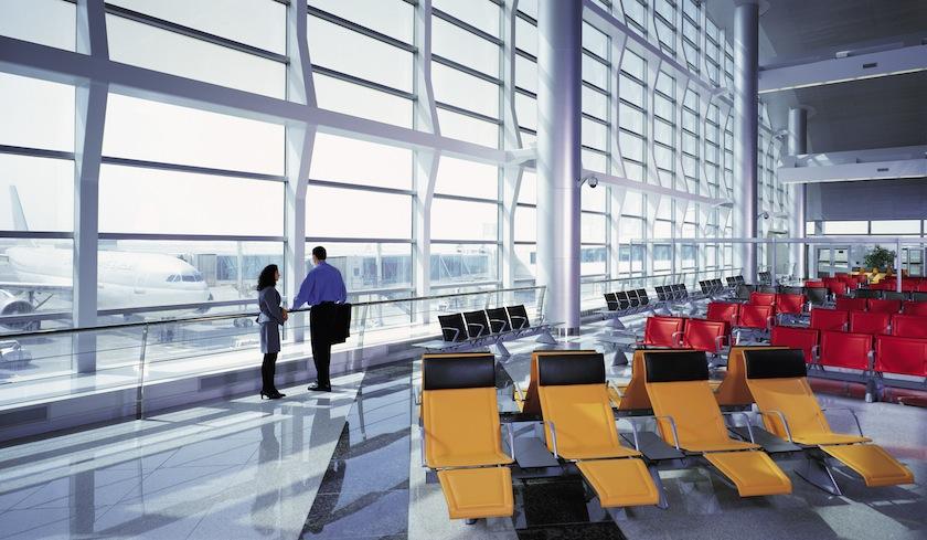 Dubai airport: perfect spot for a study break?