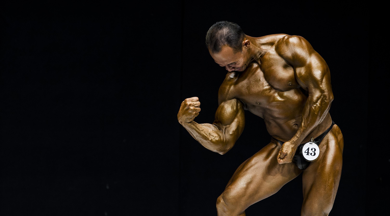2013 Hong Kong Bodybuilding Championships