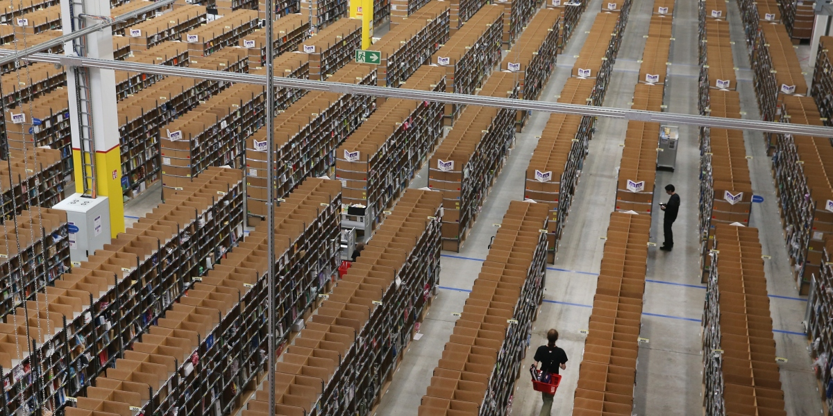 Amazon Selects Joliet, Illinois For New Warehouse   Fortune