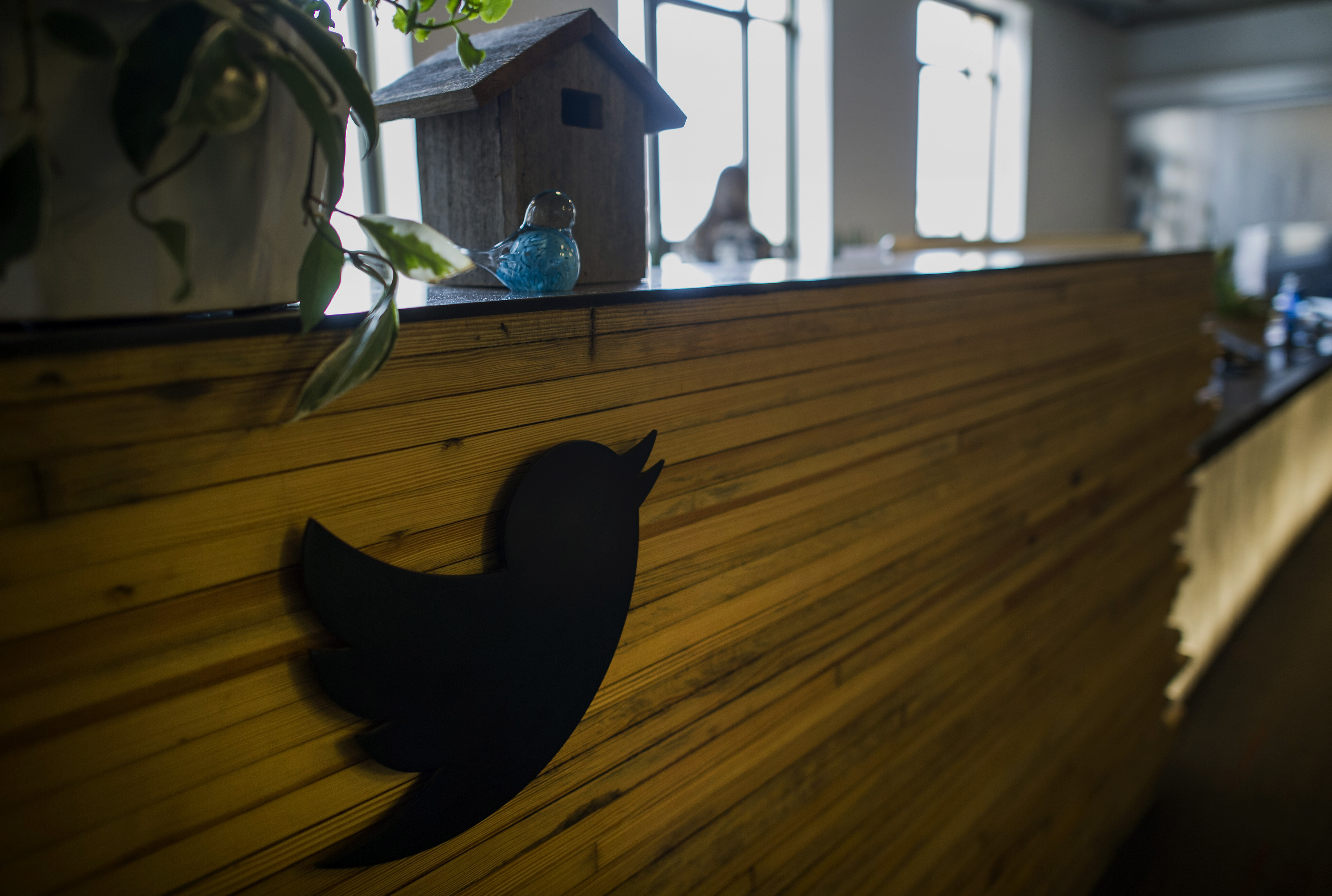 Twitter Inc. Headquarters As Company Raises $1.8 Billion After Boosting First Debt Sale