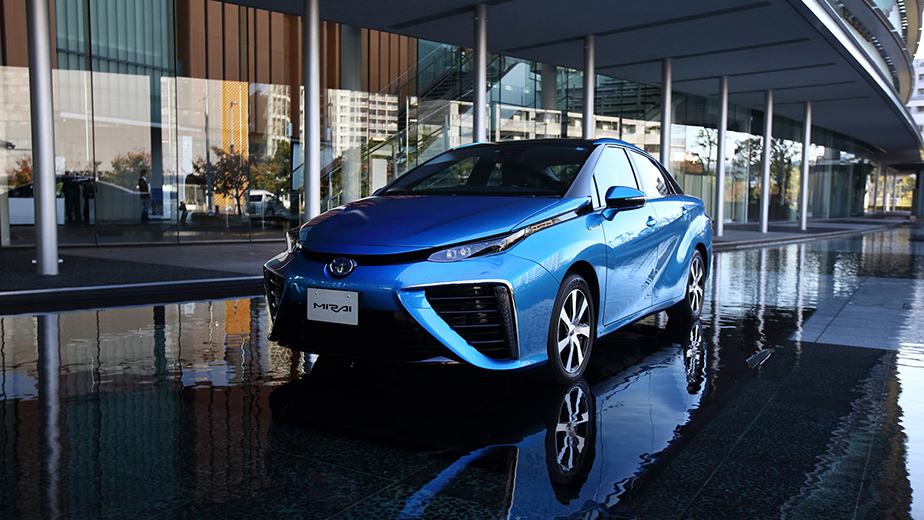 Toyota Motor Corp. Launches Mirai Fuel-Cell Vehicle As Japan Bets On Prius-Like Success