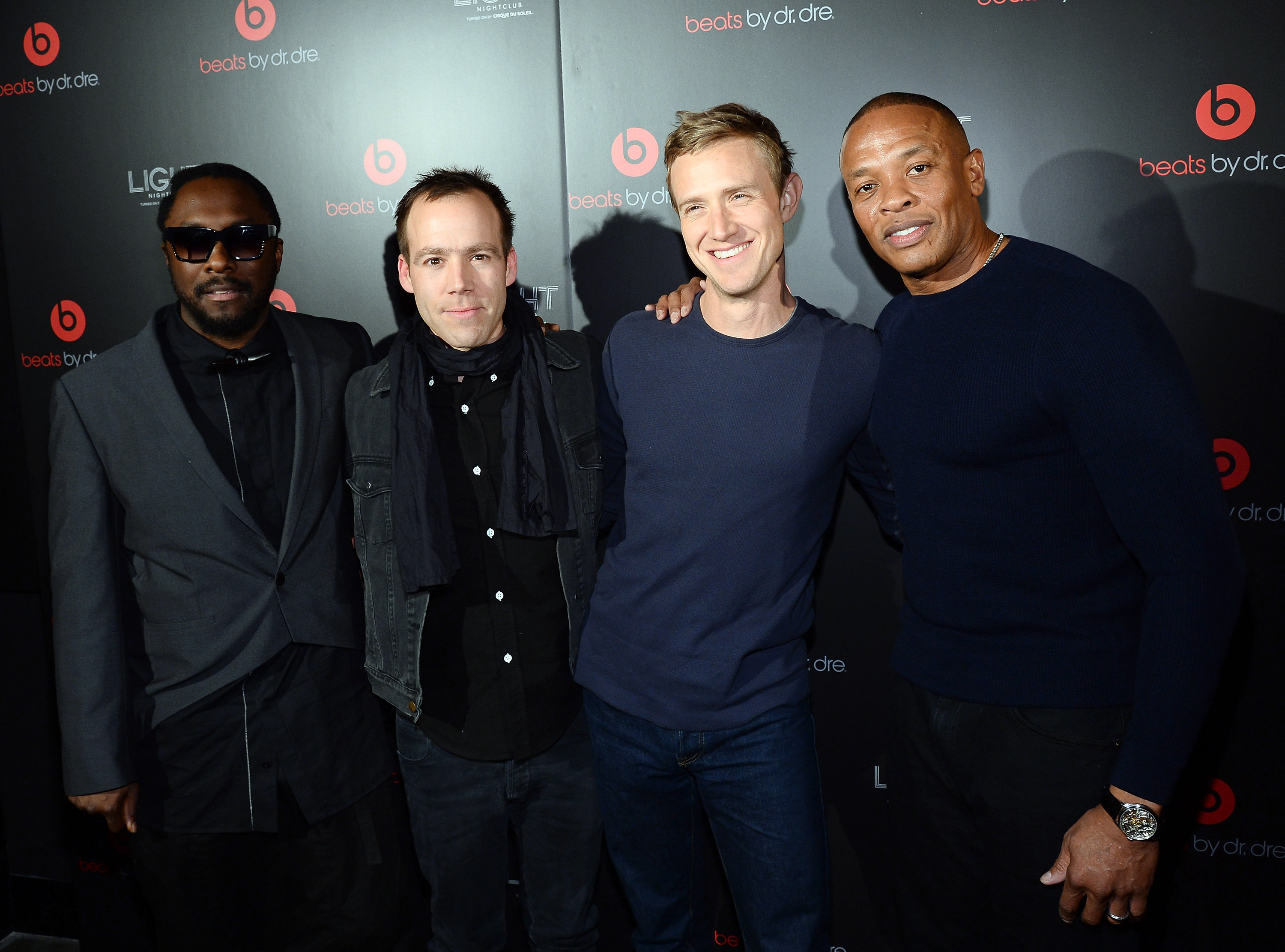 Beats Electronics CES After Party With Axwell And Kendrick Lamar At Light Nightclub