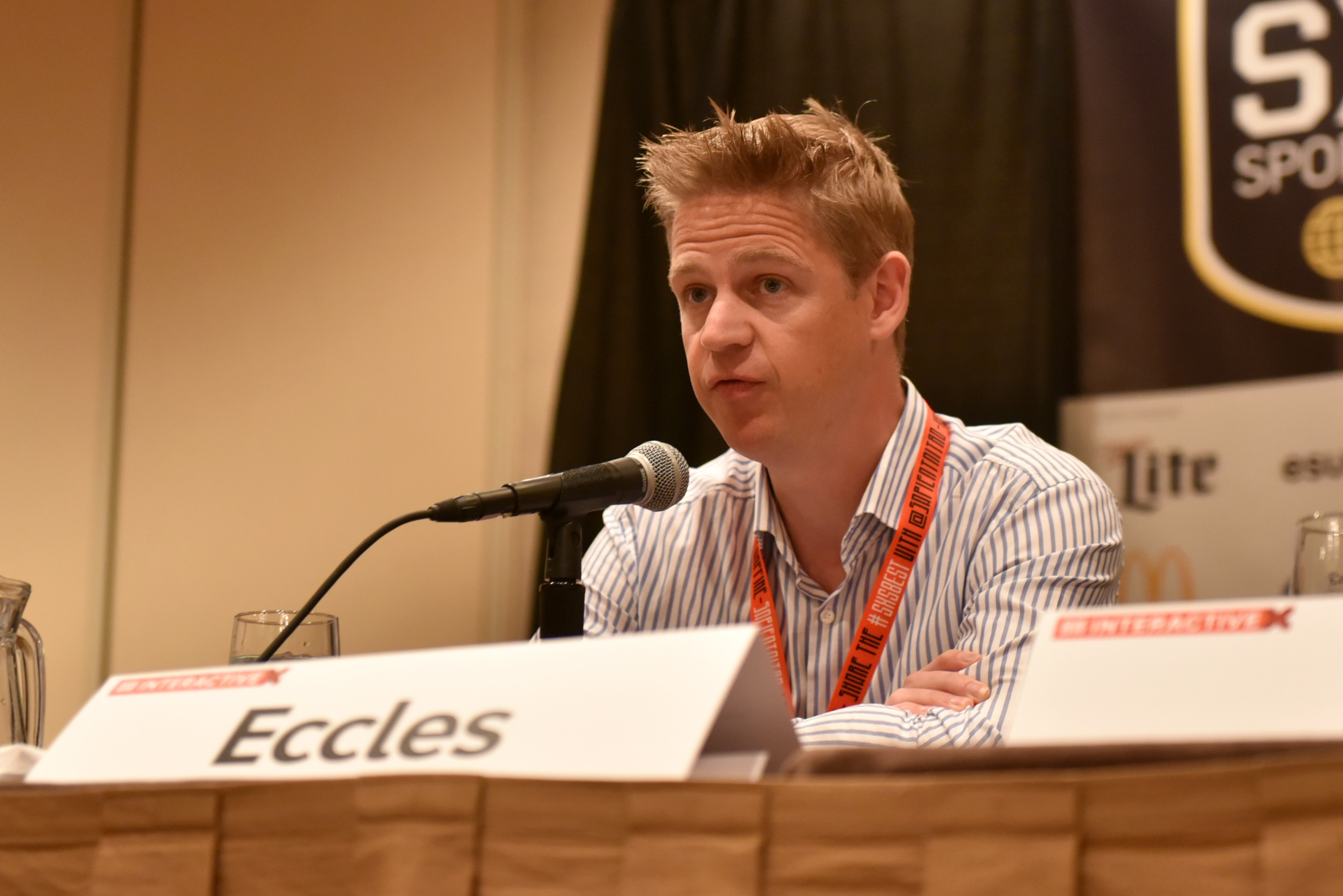 Fantasy Sports: Changing The Fan Experience Daily - 2015 SXSW Music, Film + Interactive Festival