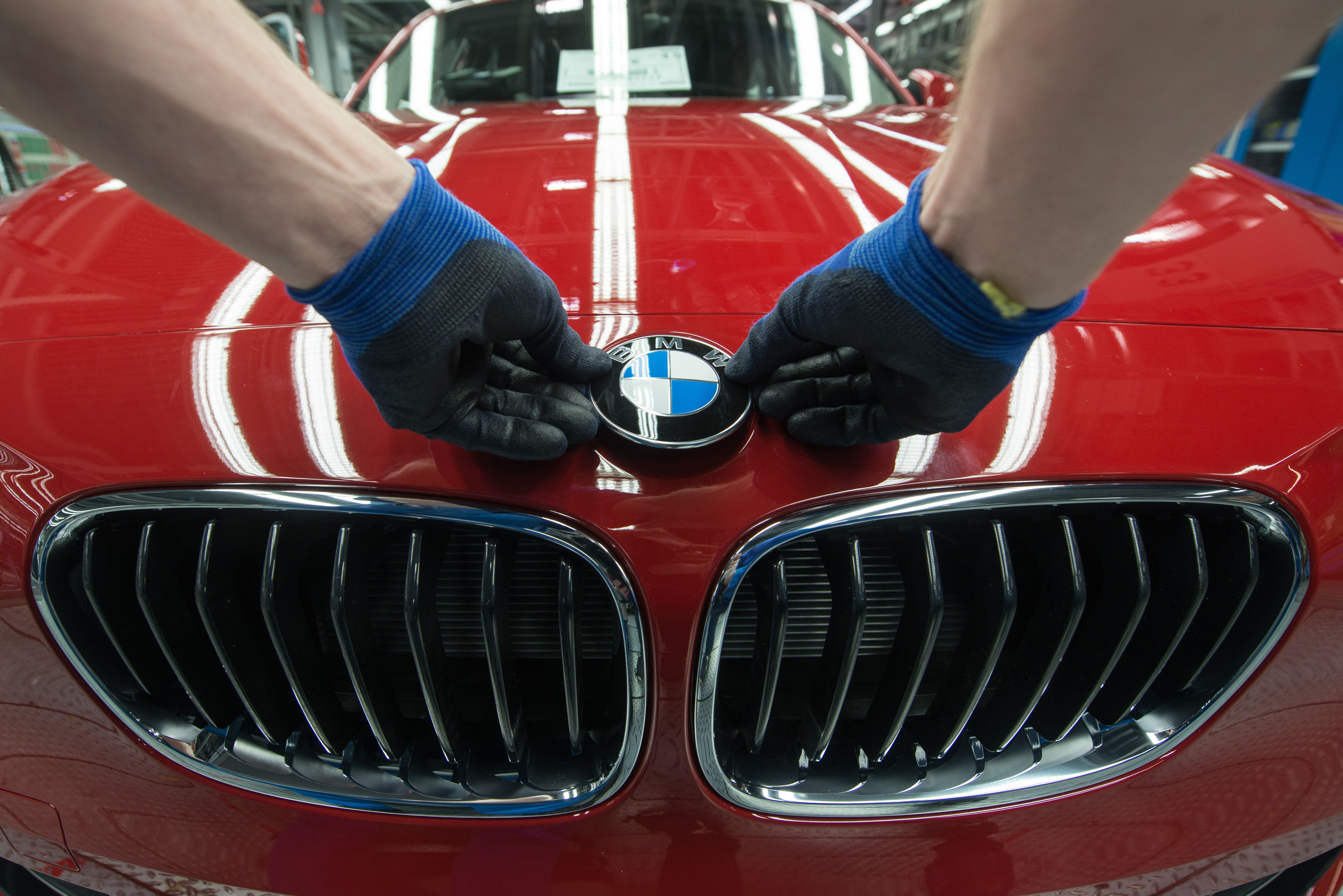 GERMANY-AUTO-BUSINESS-EARNINGS-BMW