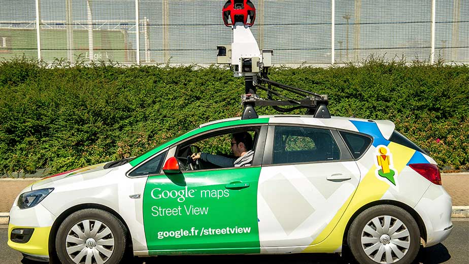 Google Unveils New Street View App For Maps | Fortune
