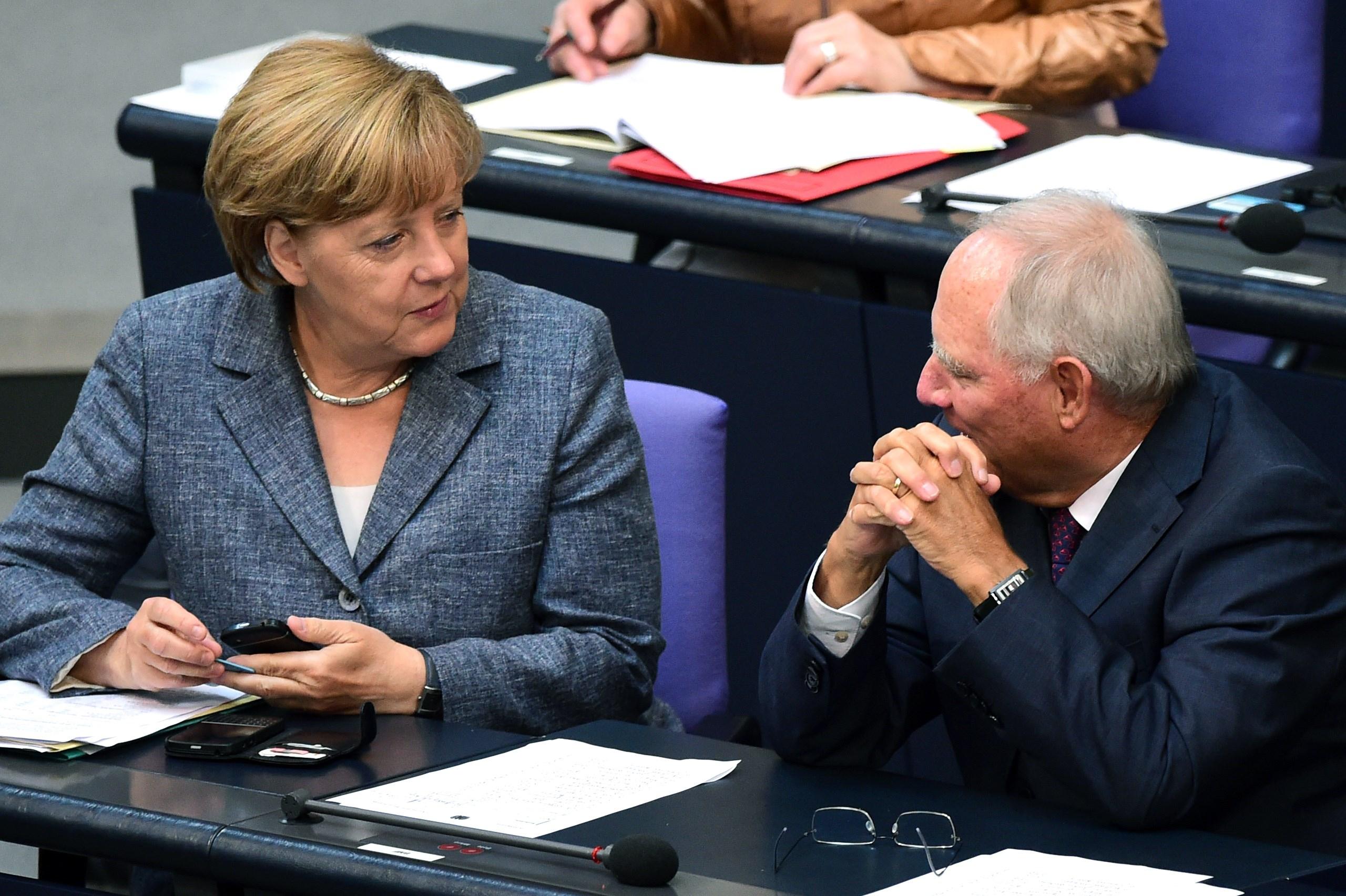 GERMANY-GREECE-EU-POLITICS-DEBT