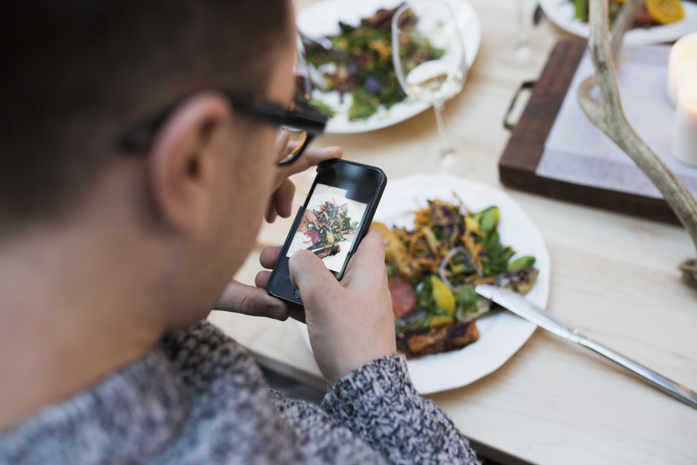 iPhone Dinner