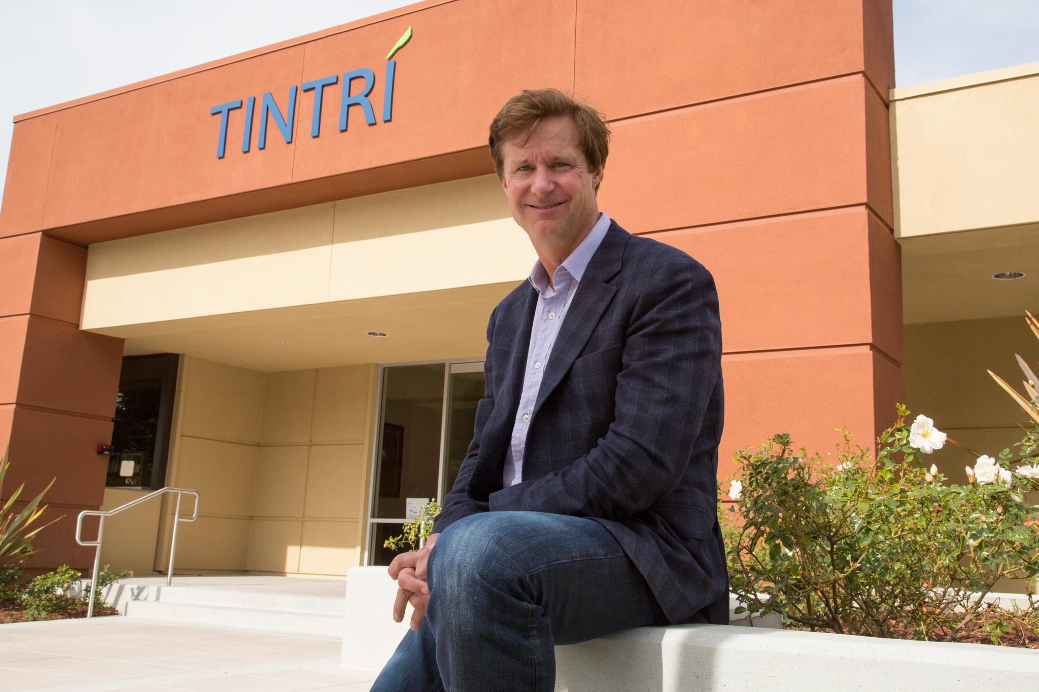 Tintri CEO Ken Klein