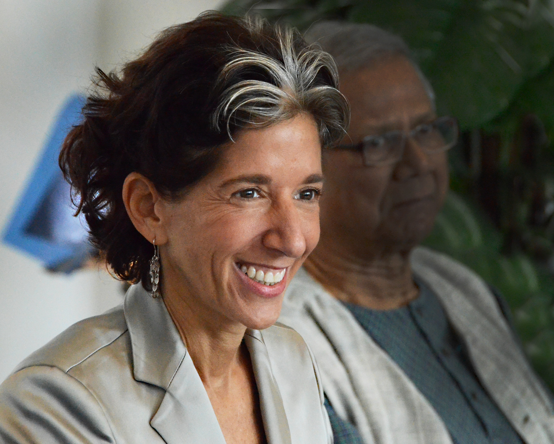 Laura Pincus Hartman, professor of business ethics at Boston University