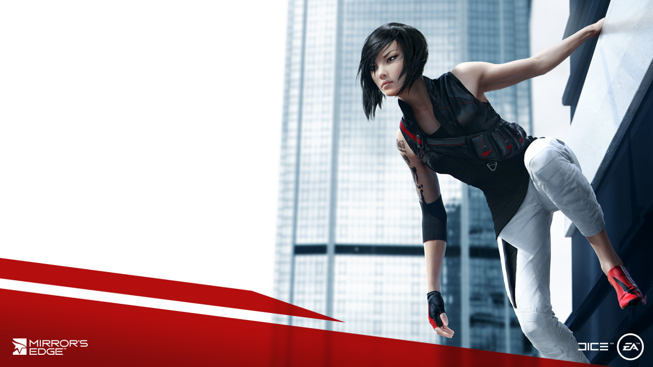 Mirror's Edge Catalyst features a female protagonist and is helmed by a female developer.