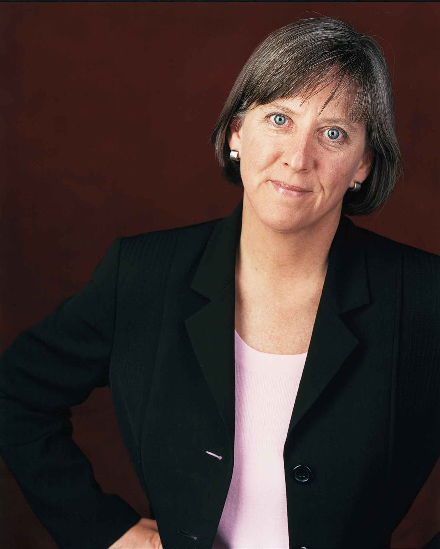 Mary Meeker: The Analyst didn't see browsers as a business — until she heard Clark was involved.