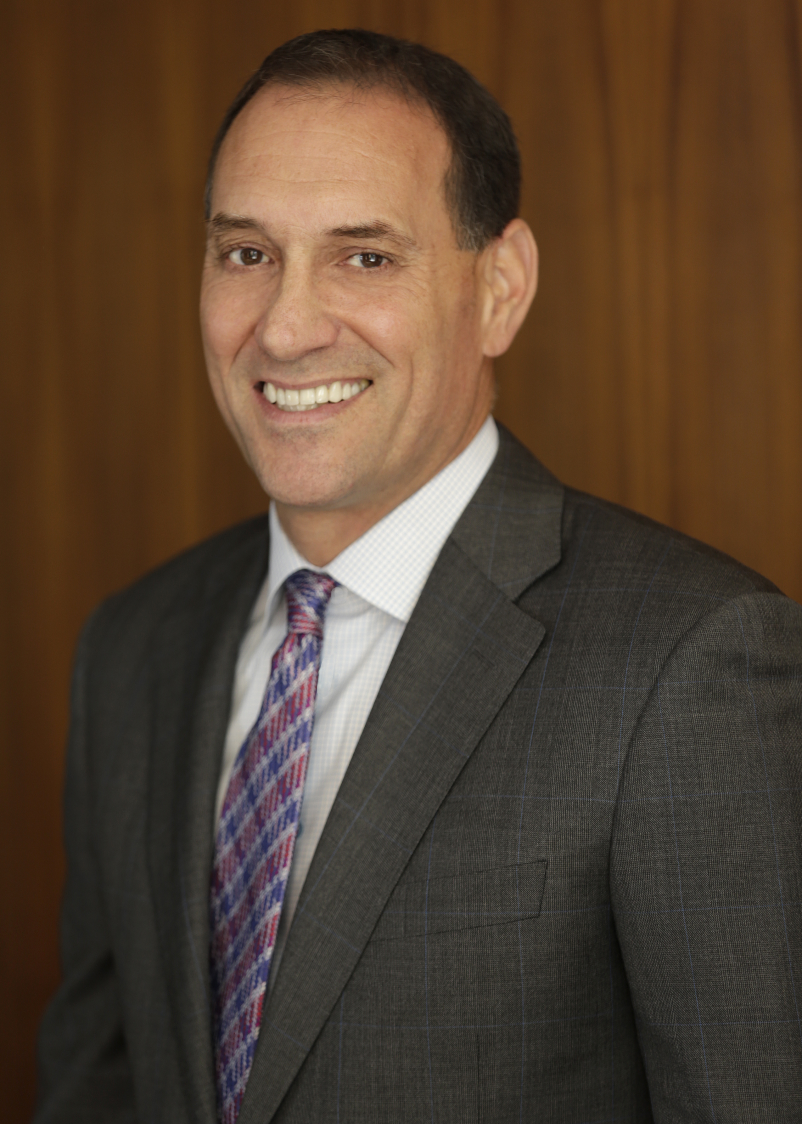 Rich Cavallaro, president and CEO of Skanska USA