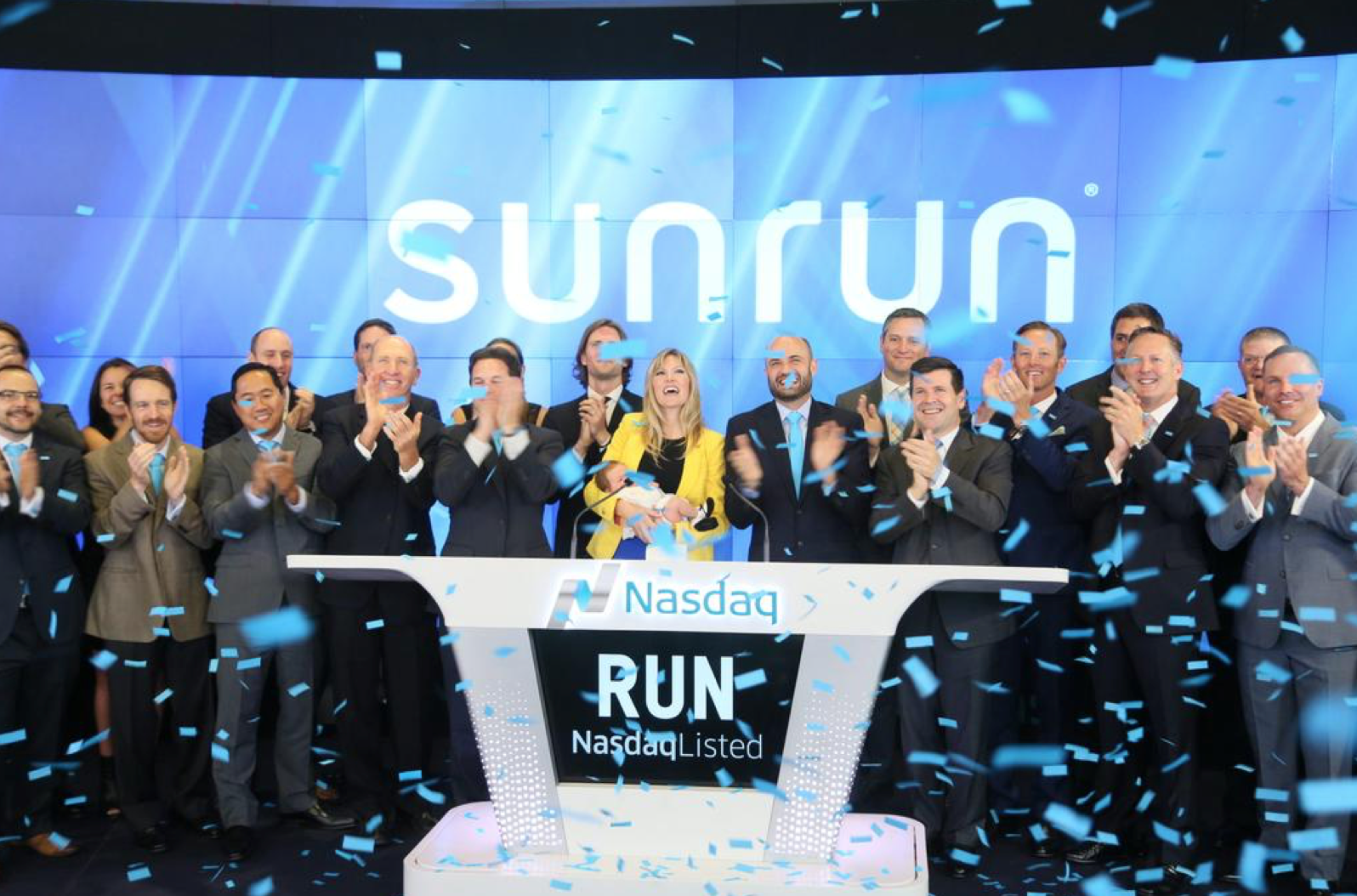 Sunrun priced its IPO at $14 per share, and starts trading today
