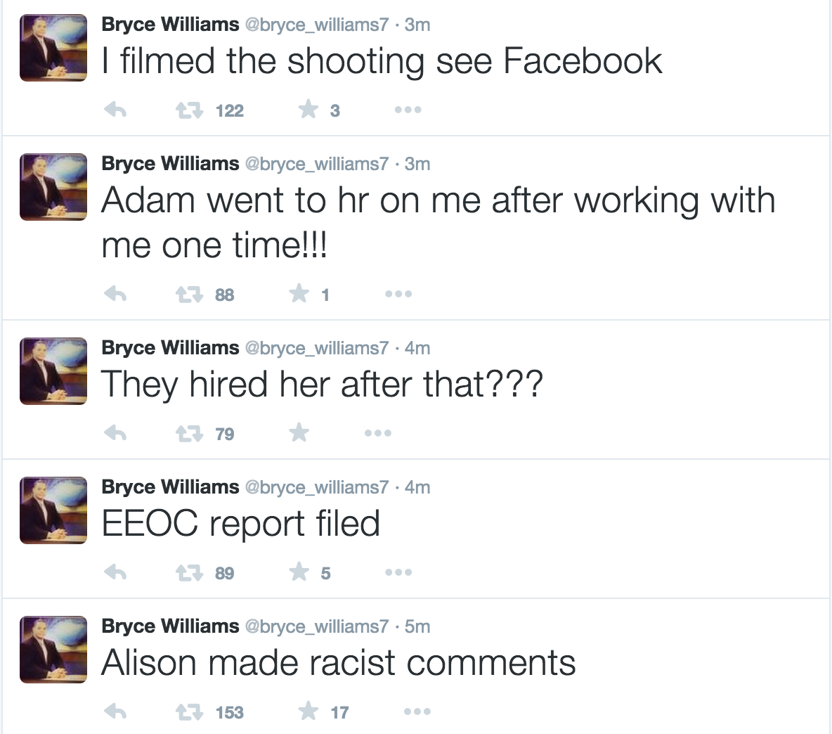 The Roanoke Shootings Twitter And Facebook Give Us A Front Row Seat