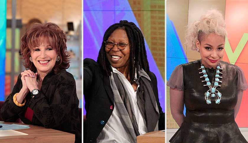 Joy Behar, Whoopi Goldberg and Raven-Symone are some of the cast members for the new season.