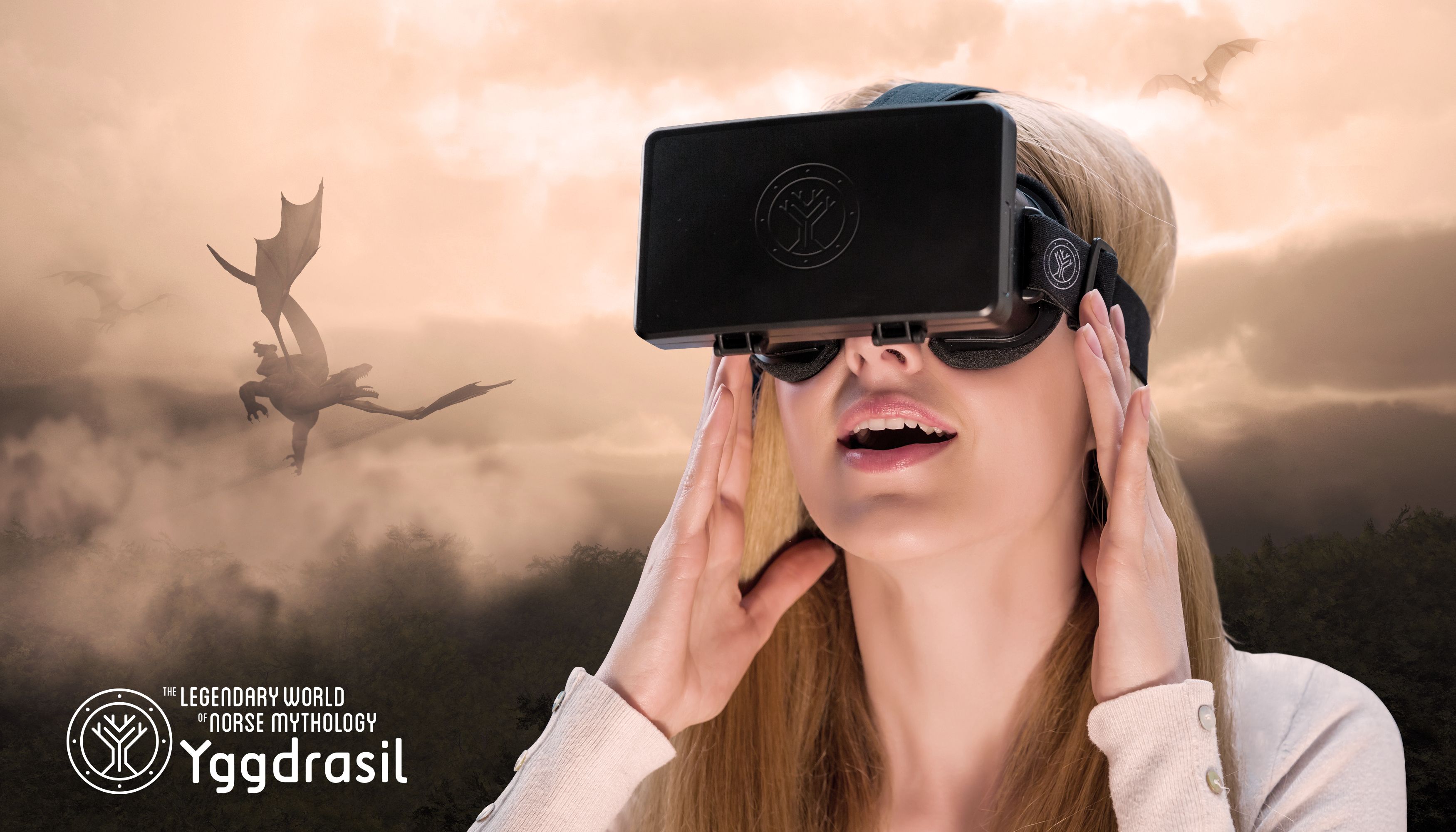 A new VR theme park set to open in 2019 in Denmark is being designed around virtual reality.