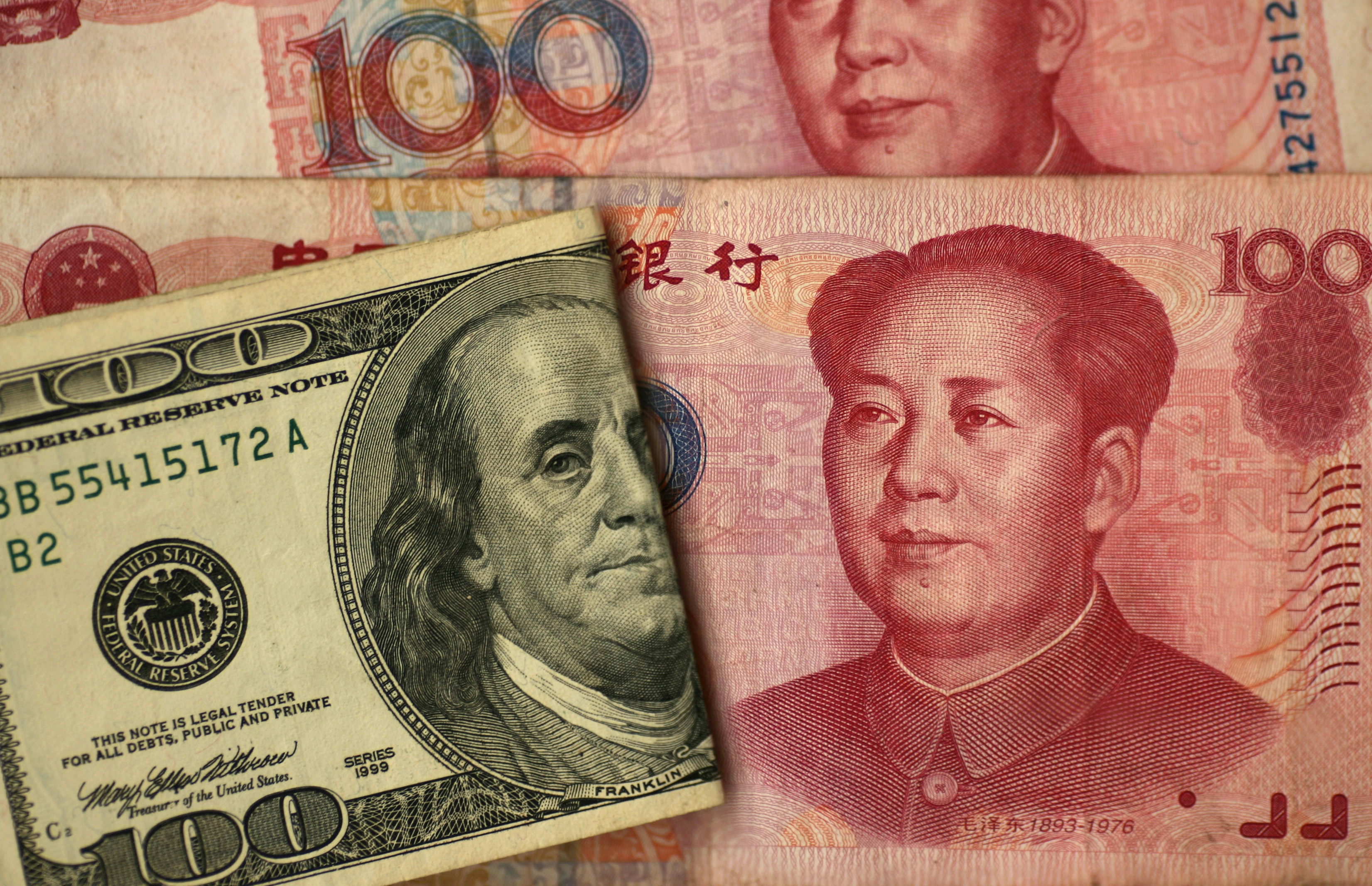 Spending Billions Propping Up The Yuan