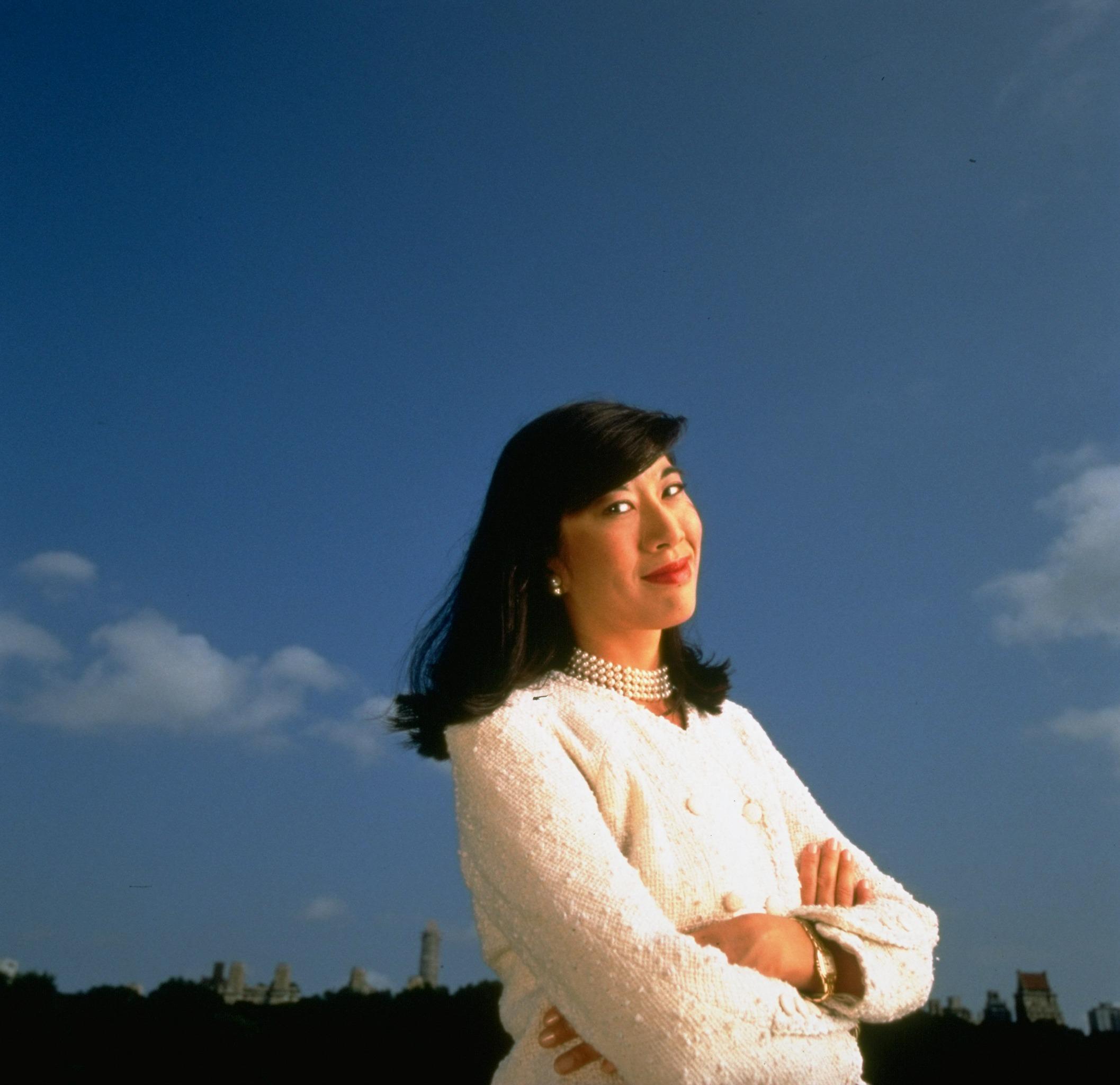 Andrea Jung 1998