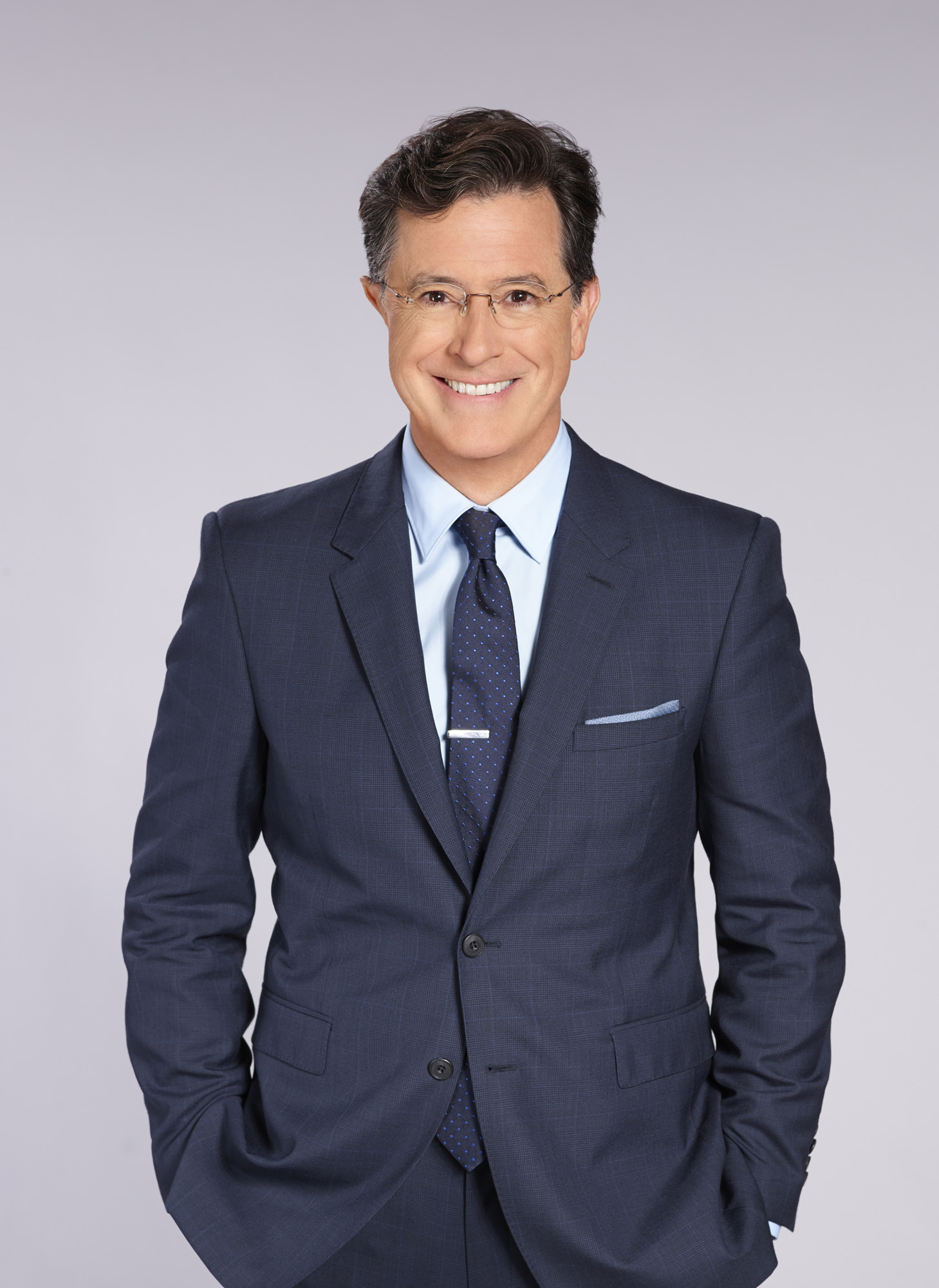 Stephen Colbert, Host, Executive Producer and Writer, THE LATE SHOW with STEPHEN COLBERT Photo: Jeffrey R. Staab/CBS ©2015 CBS Broadcasting Inc. All Rights Reserved