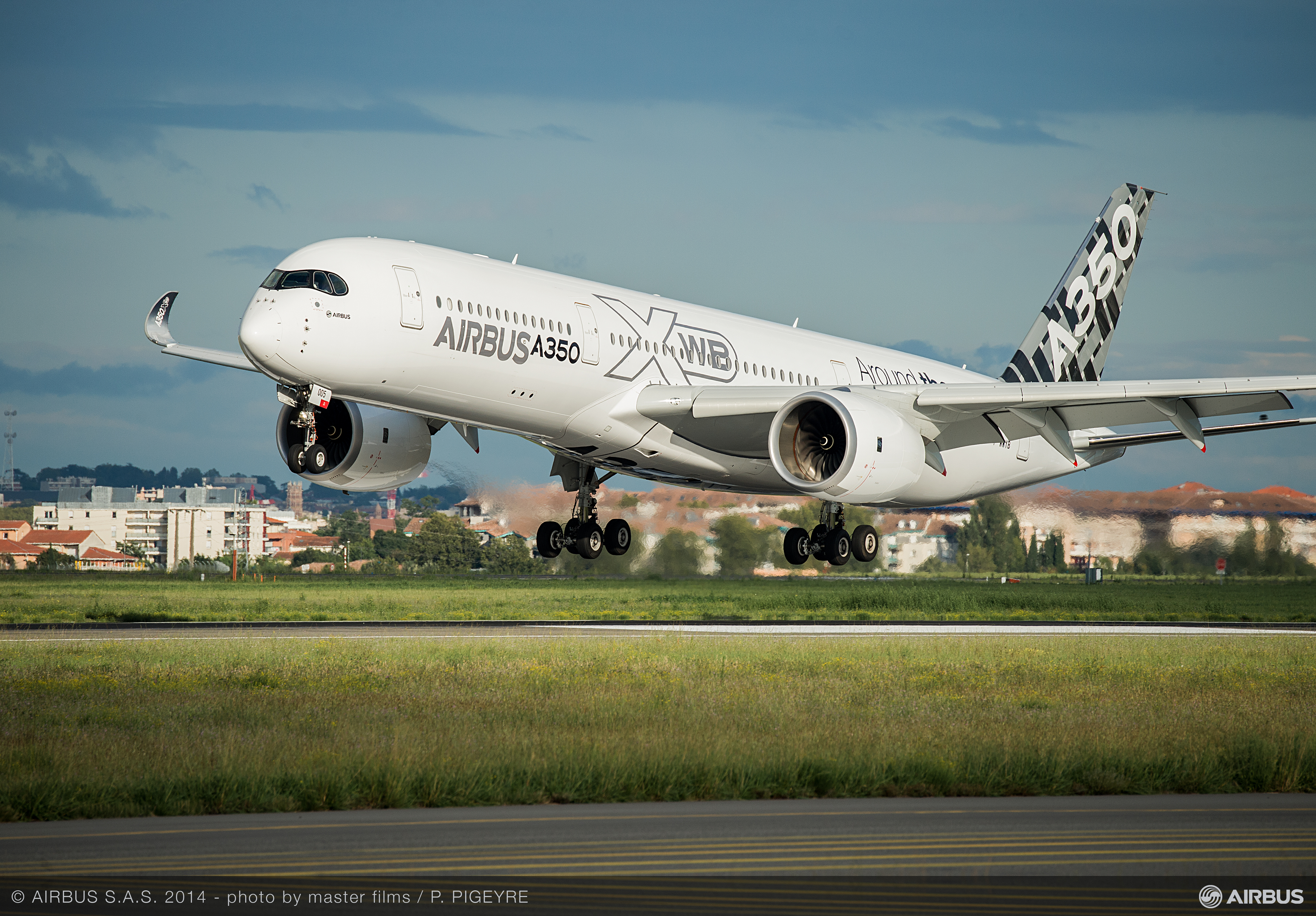 Airbus has produced more than 1000 flight parts on Stratasys 3D printers for use in its A350 XWB aircraft.