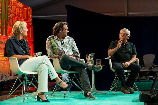 David Stern speaks at Fortune Brainstorm Tech