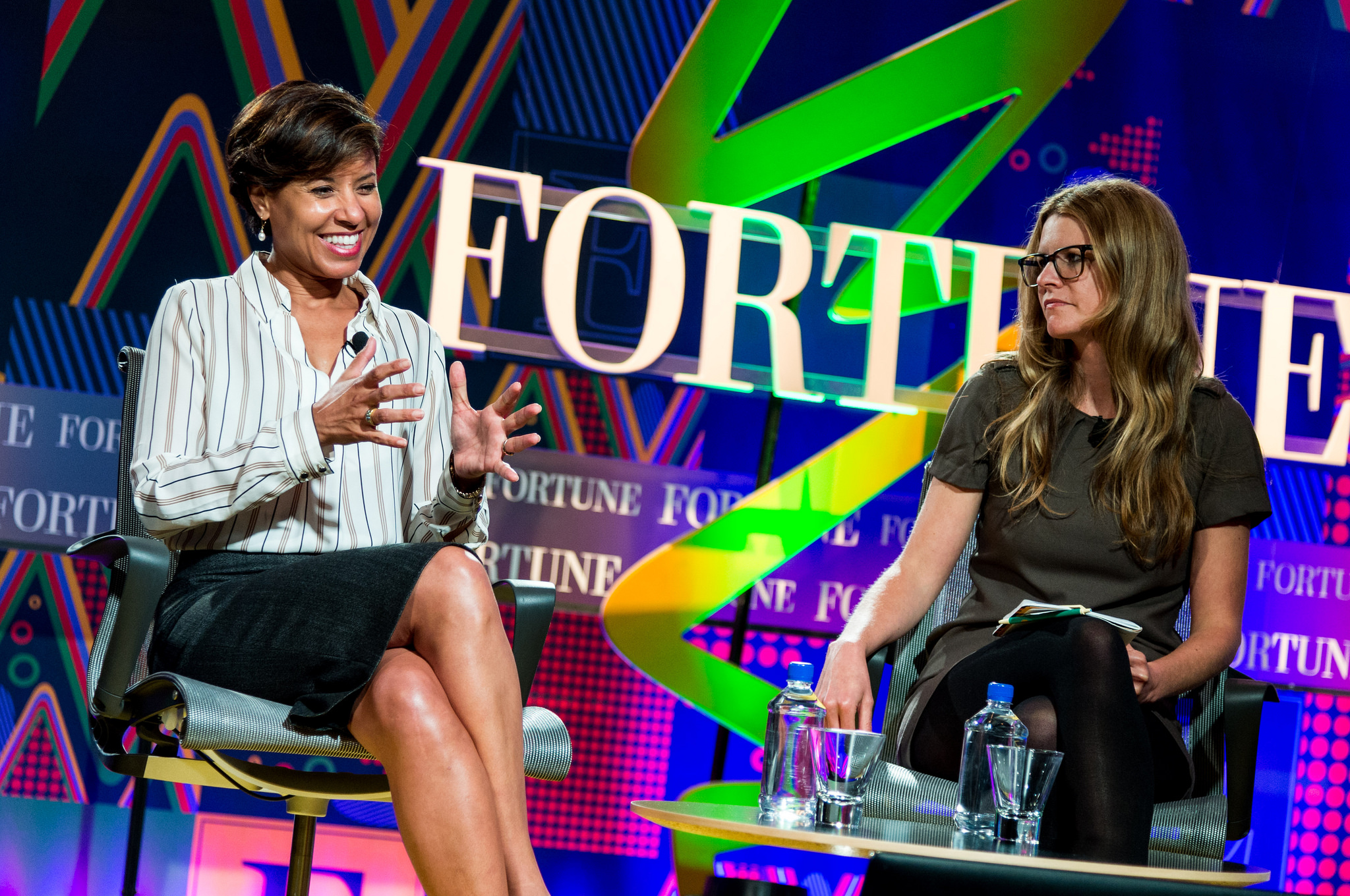 Brainstorm E: Sakti3 co-founder and CEO Ann Marie Sastry and Fortune's Katie Fehrenbacher