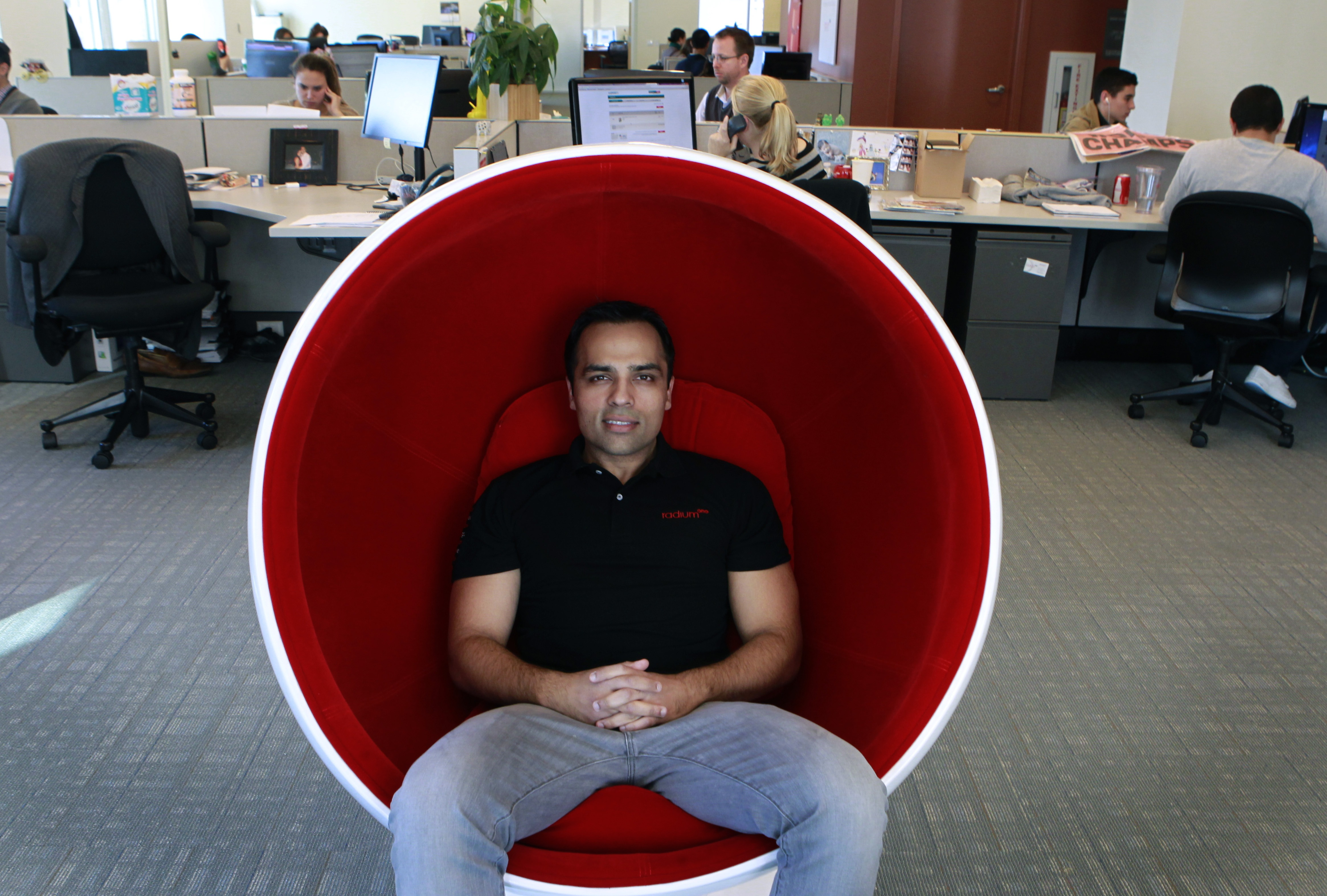 USA - Internet entrepeneur Gurbaksh Chahal