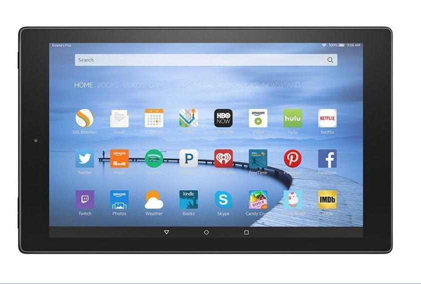 Amazon S Fire Hd 10 Tablet A Rare Misfire For Company Fortune