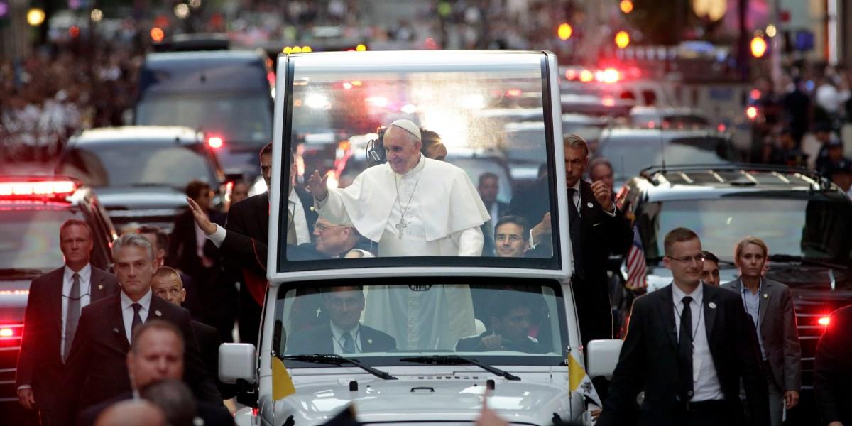 pope fortune