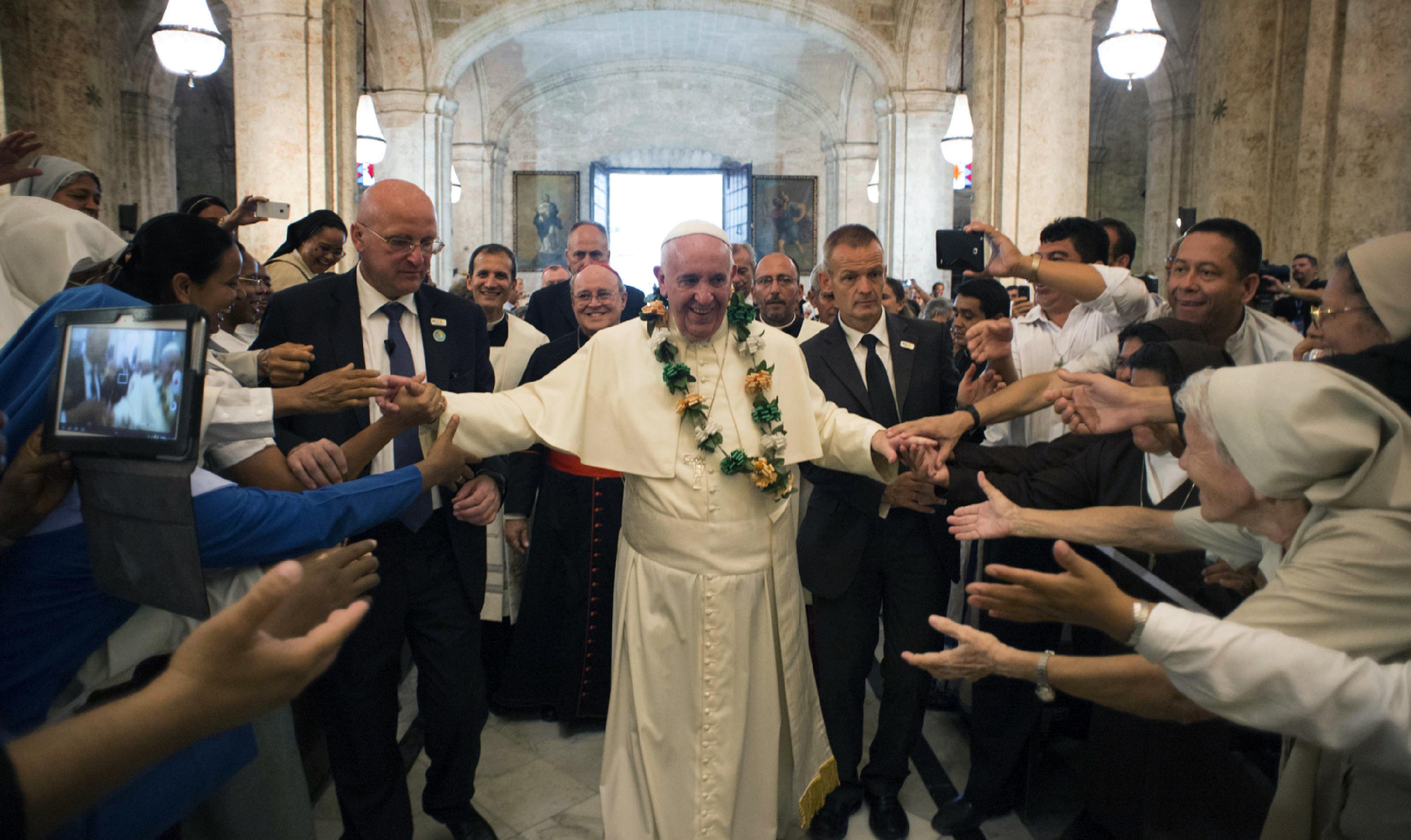 Cuba Pope