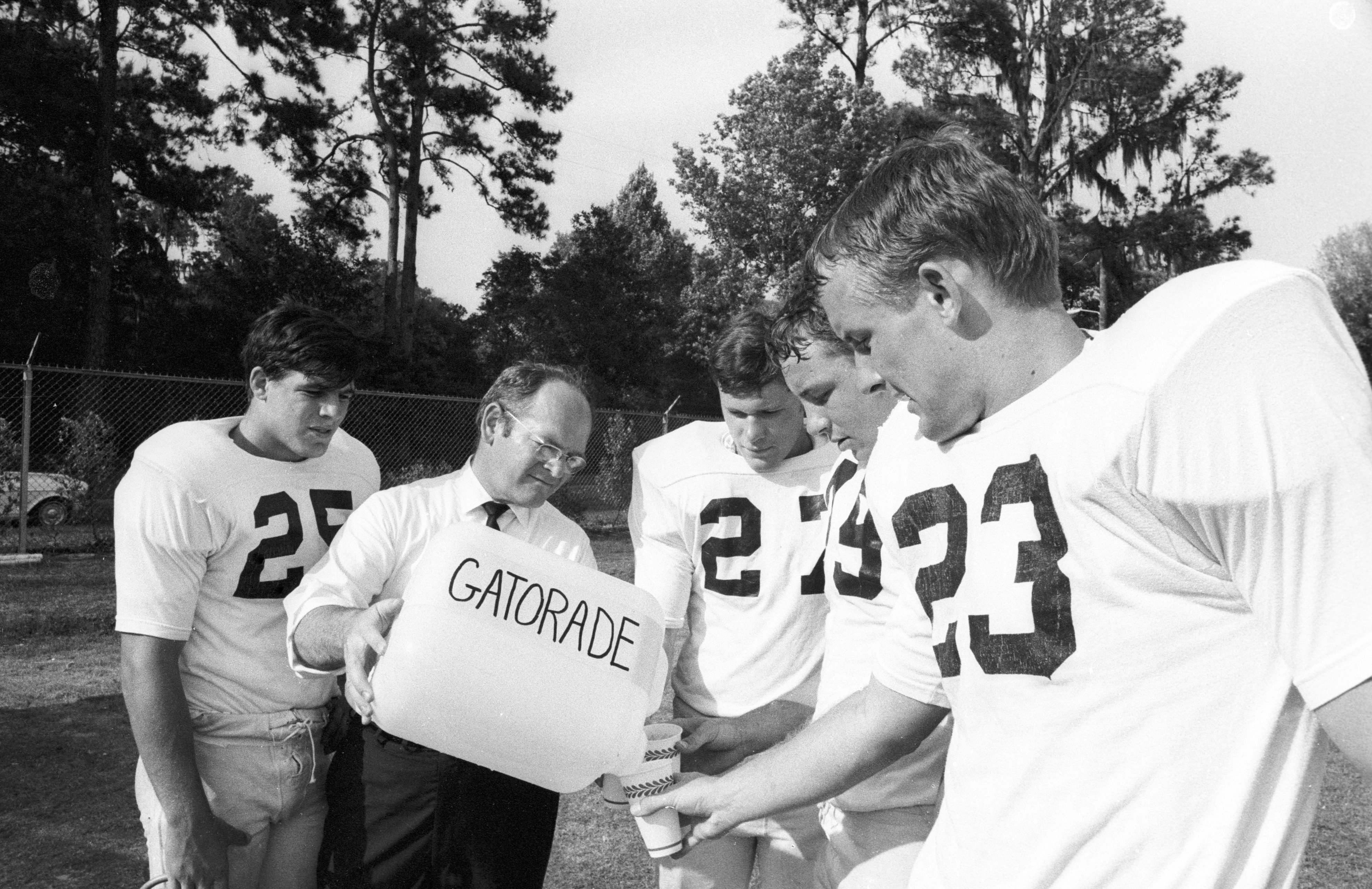The History Of An Iconic Sports Beverage Gatorade Turns 50
