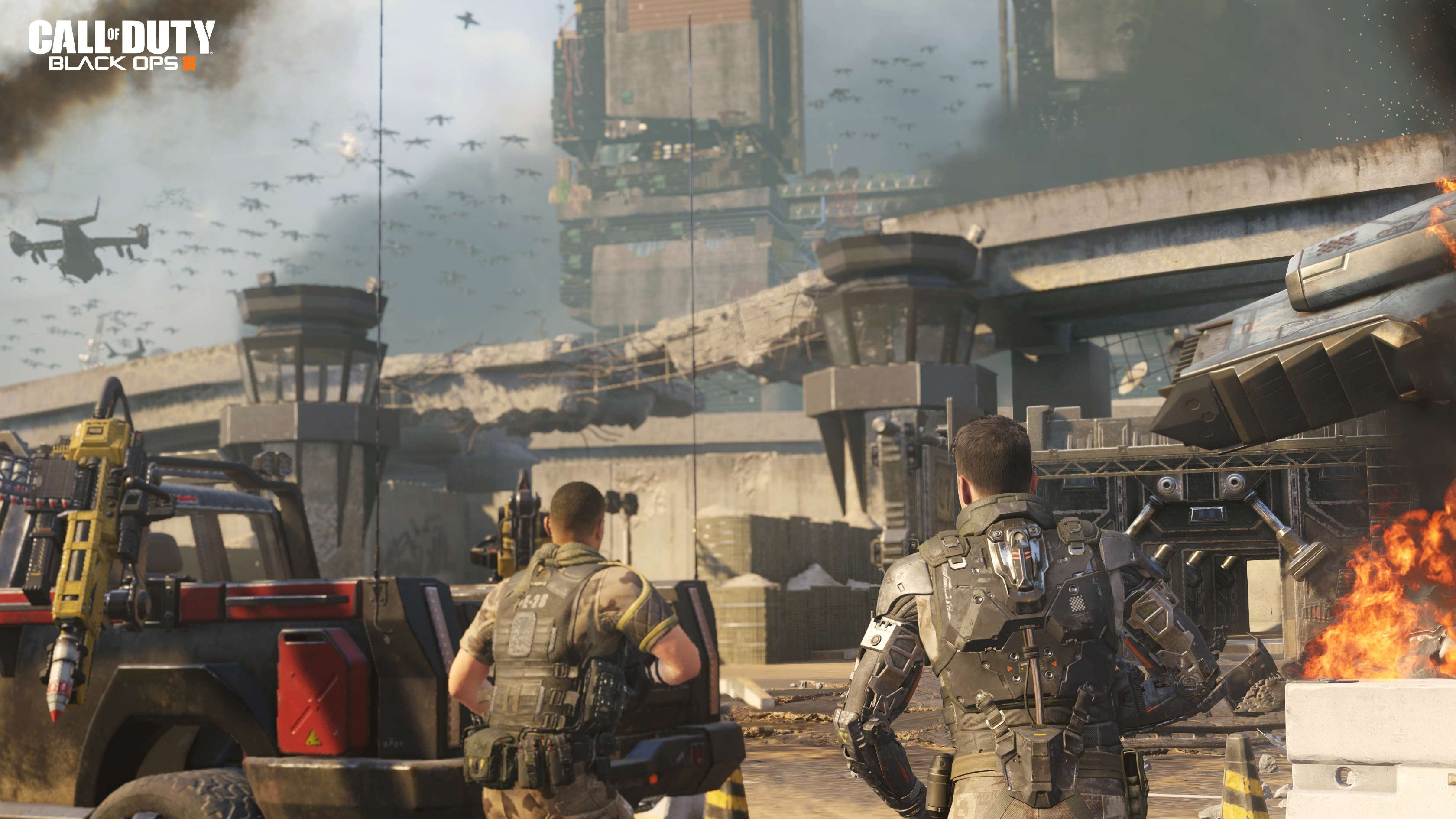 Call of Duty Black Ops 3 is the latest game in Activision Blizzard's perennial billion dollar shooter franchise