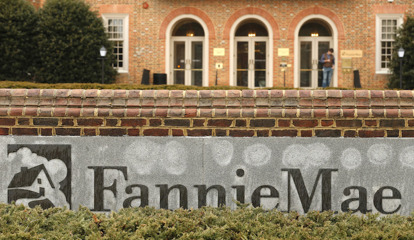 Fannie Mae headquarters in Washington