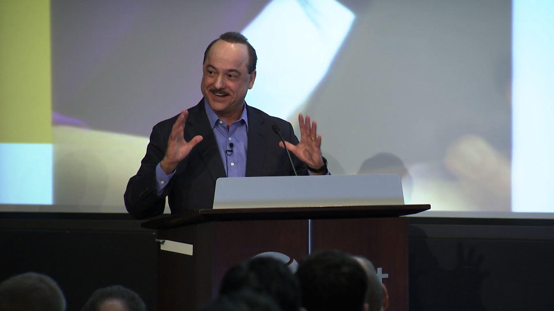 AT&T's Ralph de la Vega.