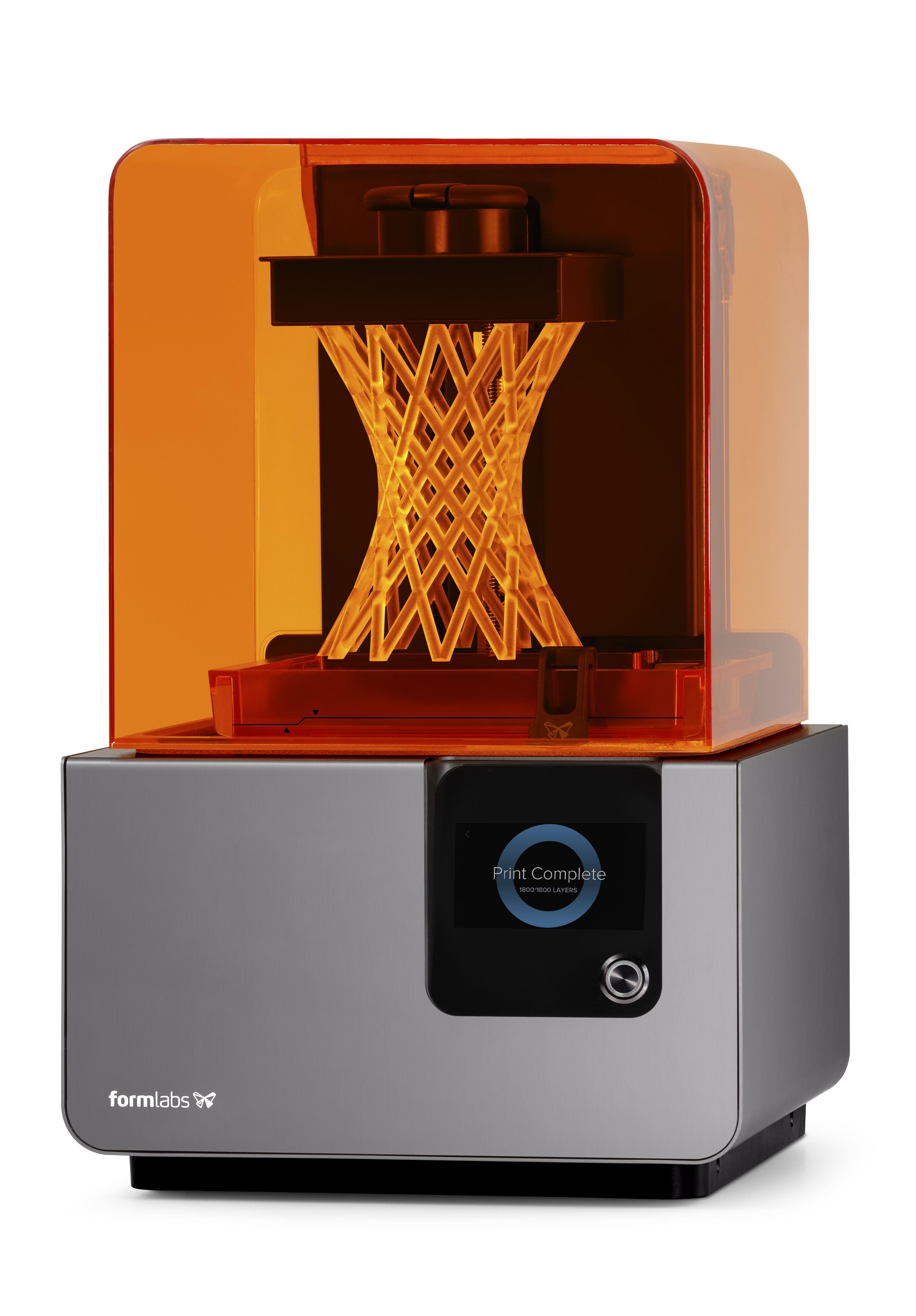 Form Labs new 3D printer