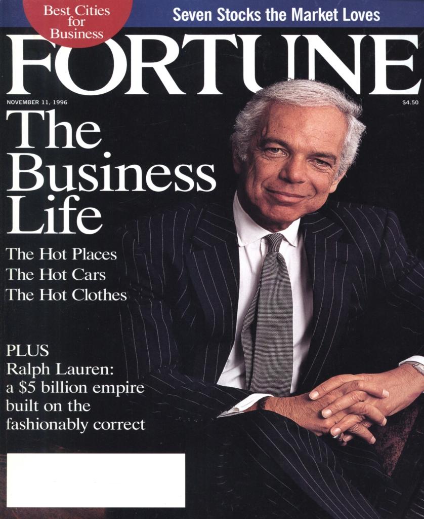Ralph Lauren The Emperor Has Clothes Fortune