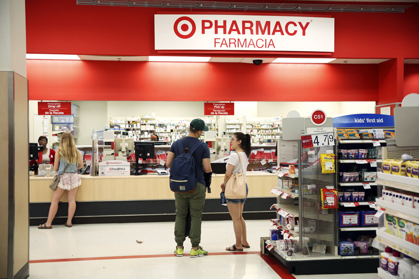 CVS to buy Target's in-store pharmacy and clinic business