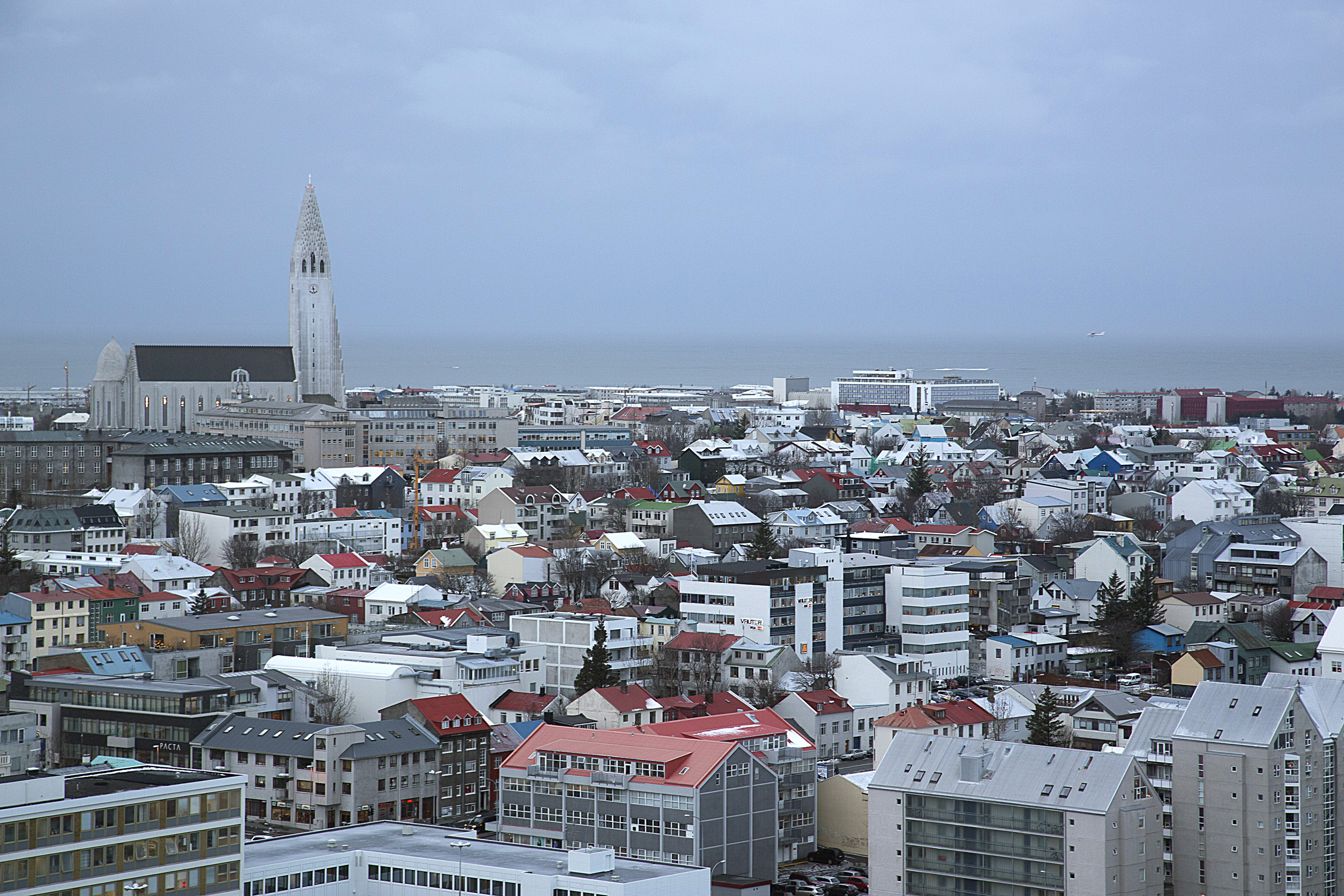 Iceland's Capital As Failed Bank Creditors Fight Krona Controls