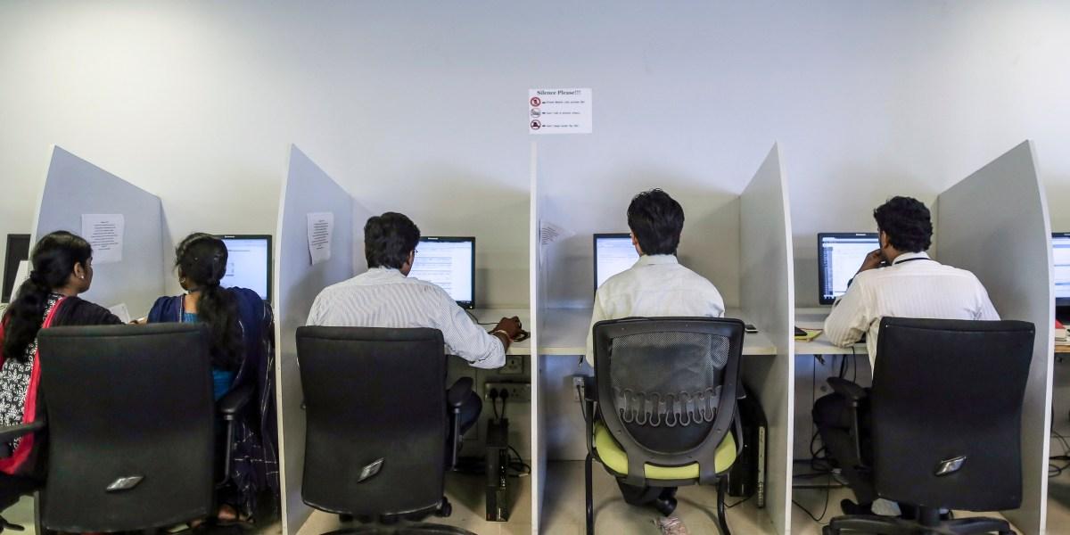 Trump, Automation Threaten Indian IT Jobs With Layoffs   Fortune