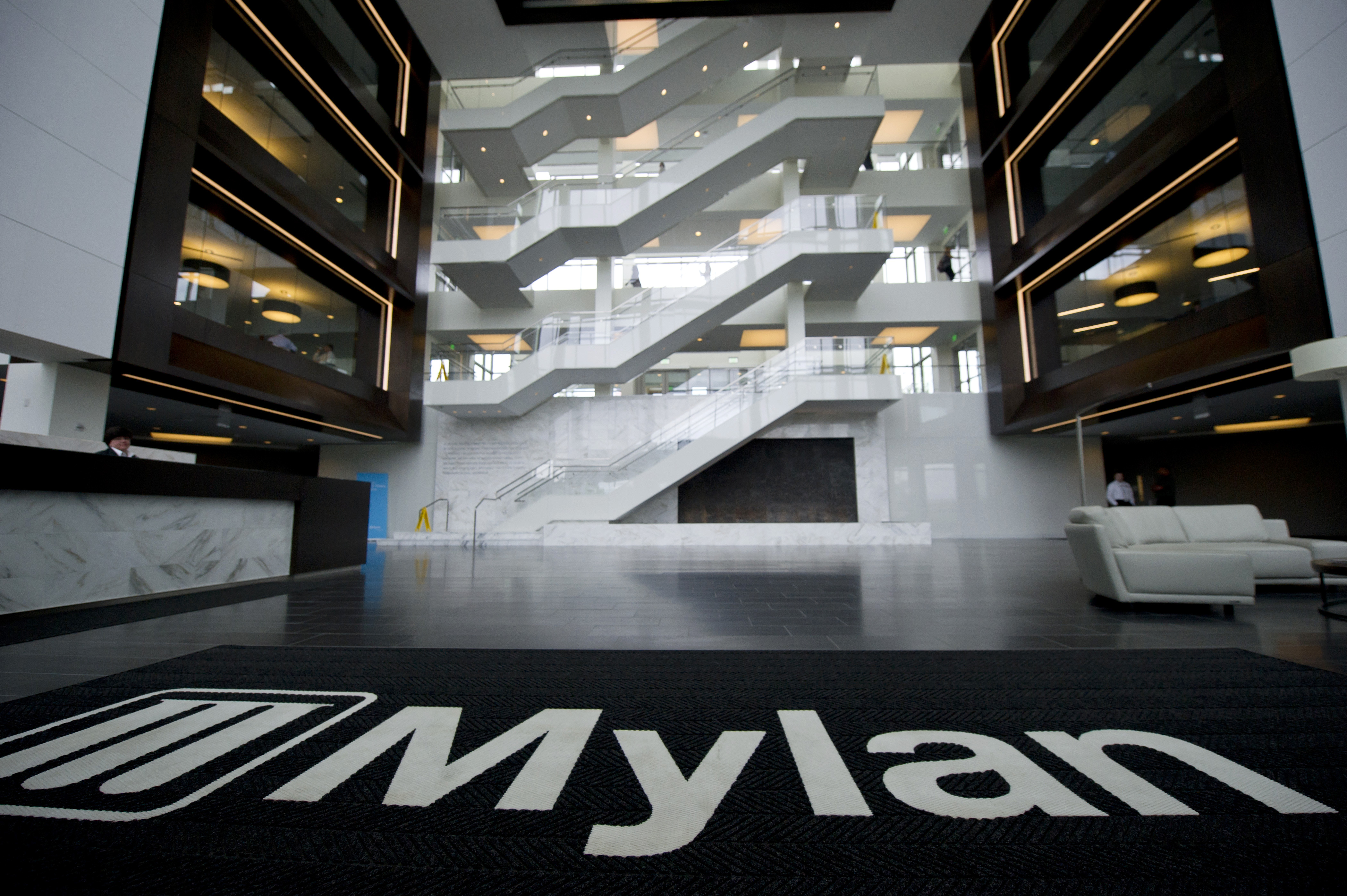 Mylan Buys Abbott Laboratories Generic Drug Business For $5.3 Billion