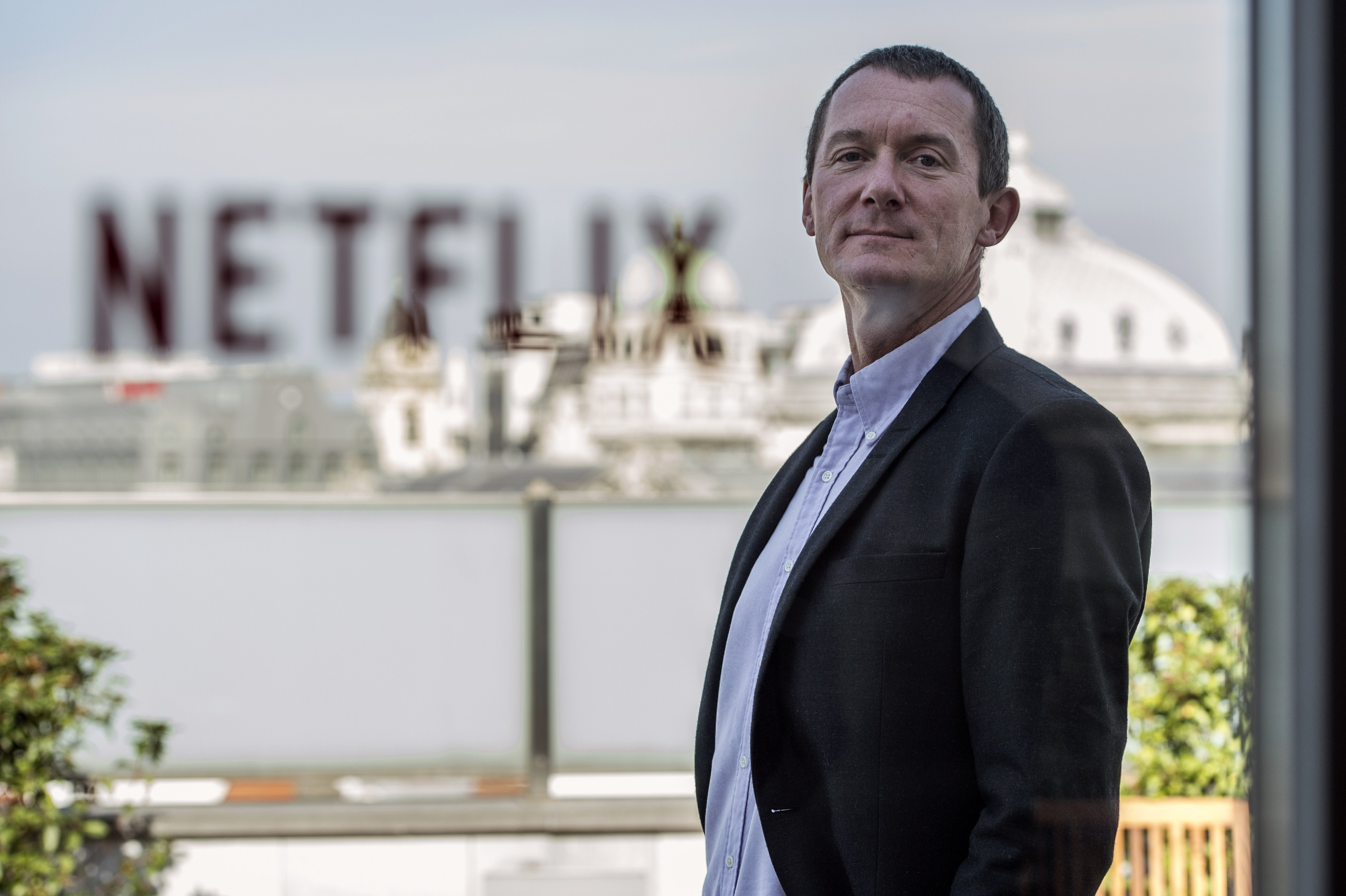 Netflix Chief Product Officer Neil Hunt
