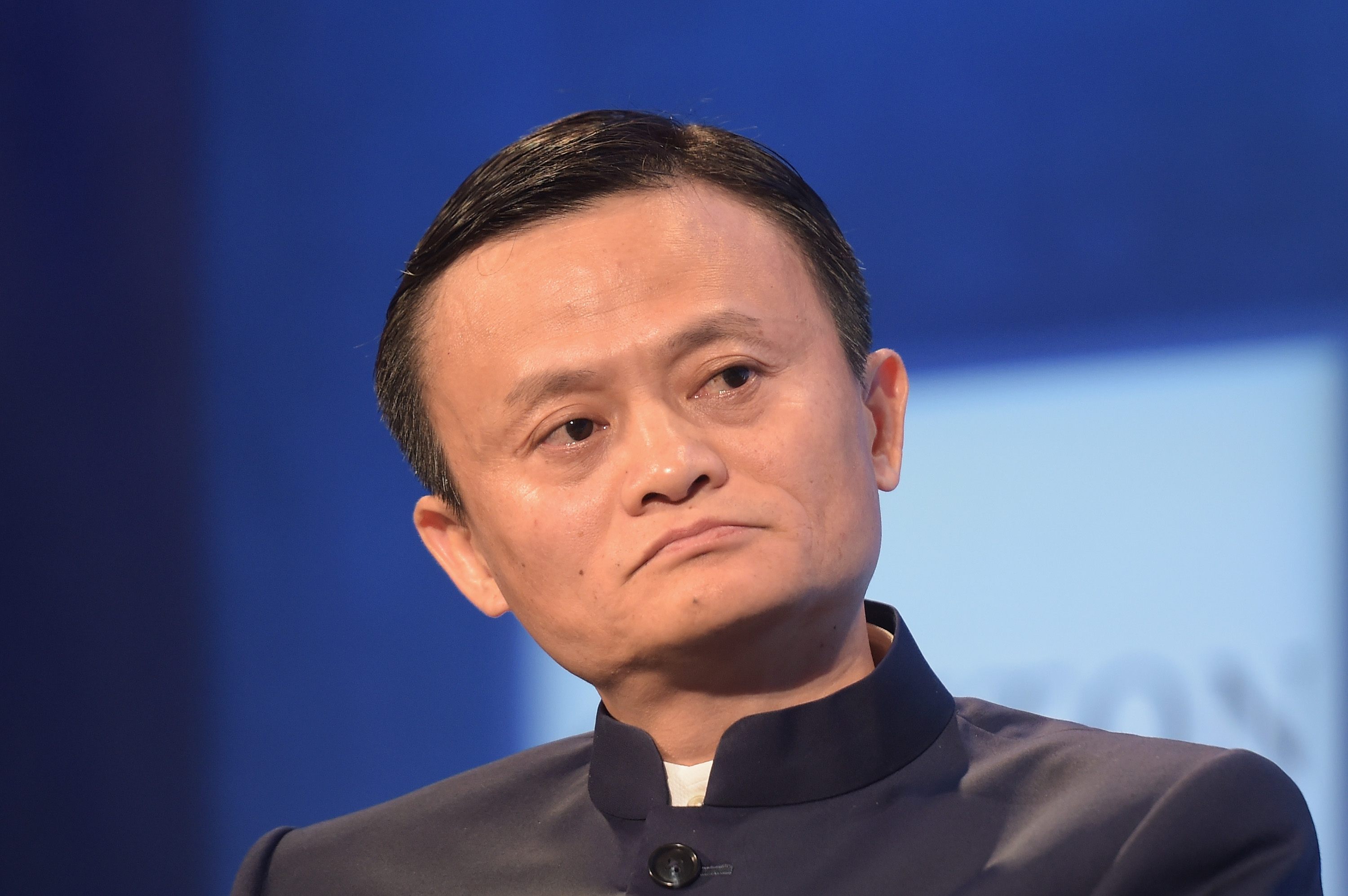 Jack Ma Alibaba Is Still Growing Despite China S Slowing Economy Fortune Alibaba ceo daniel zhang has described plans by chinese regulators to tighten restrictions on internet companies as timely and necessary.. https fortune com 2015 09 24 alibaba jack ma